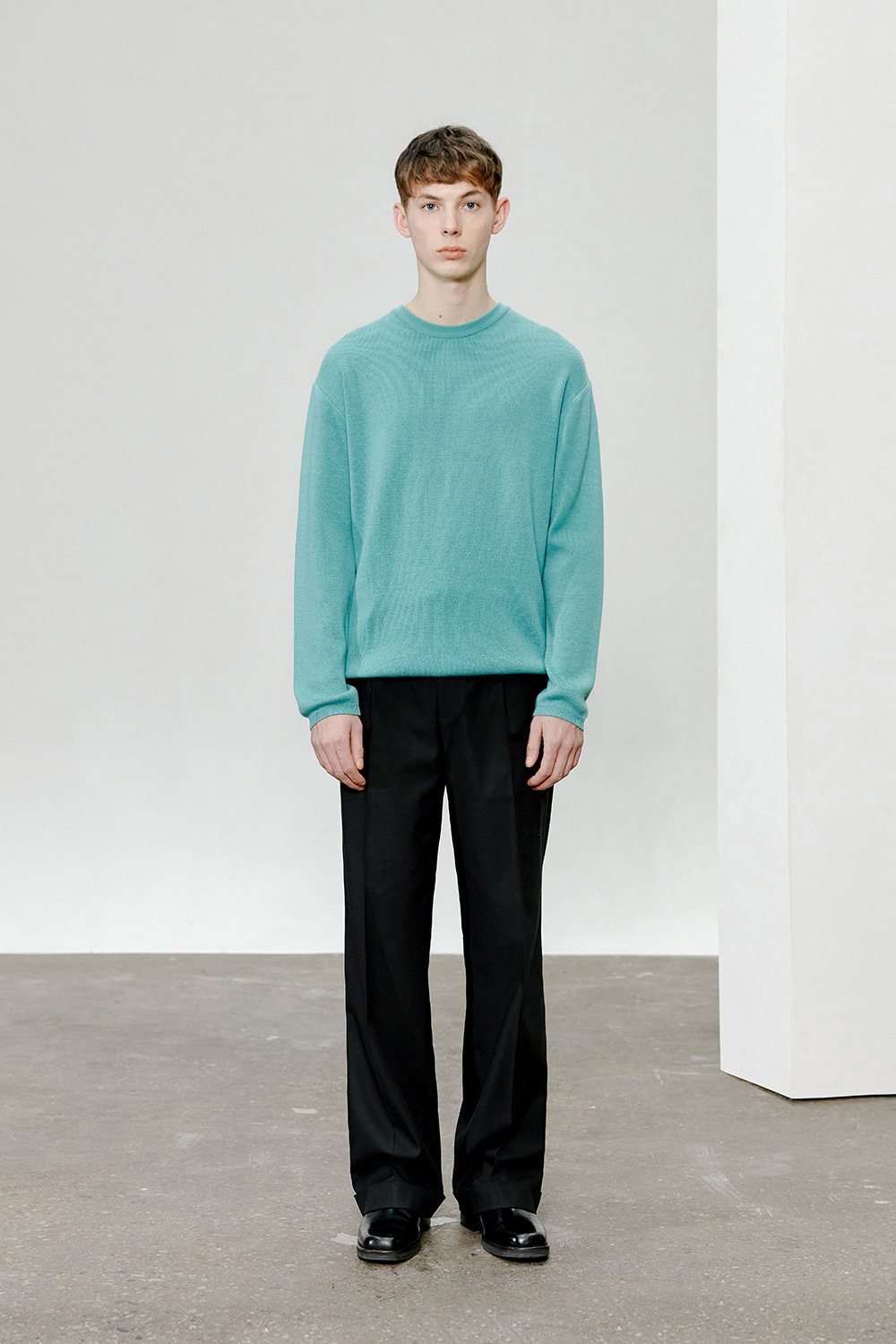Cashmere Knit Men [Mint]