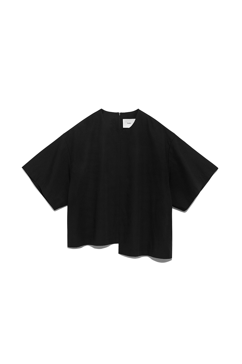 Unbalanced Blouse Women [Black]