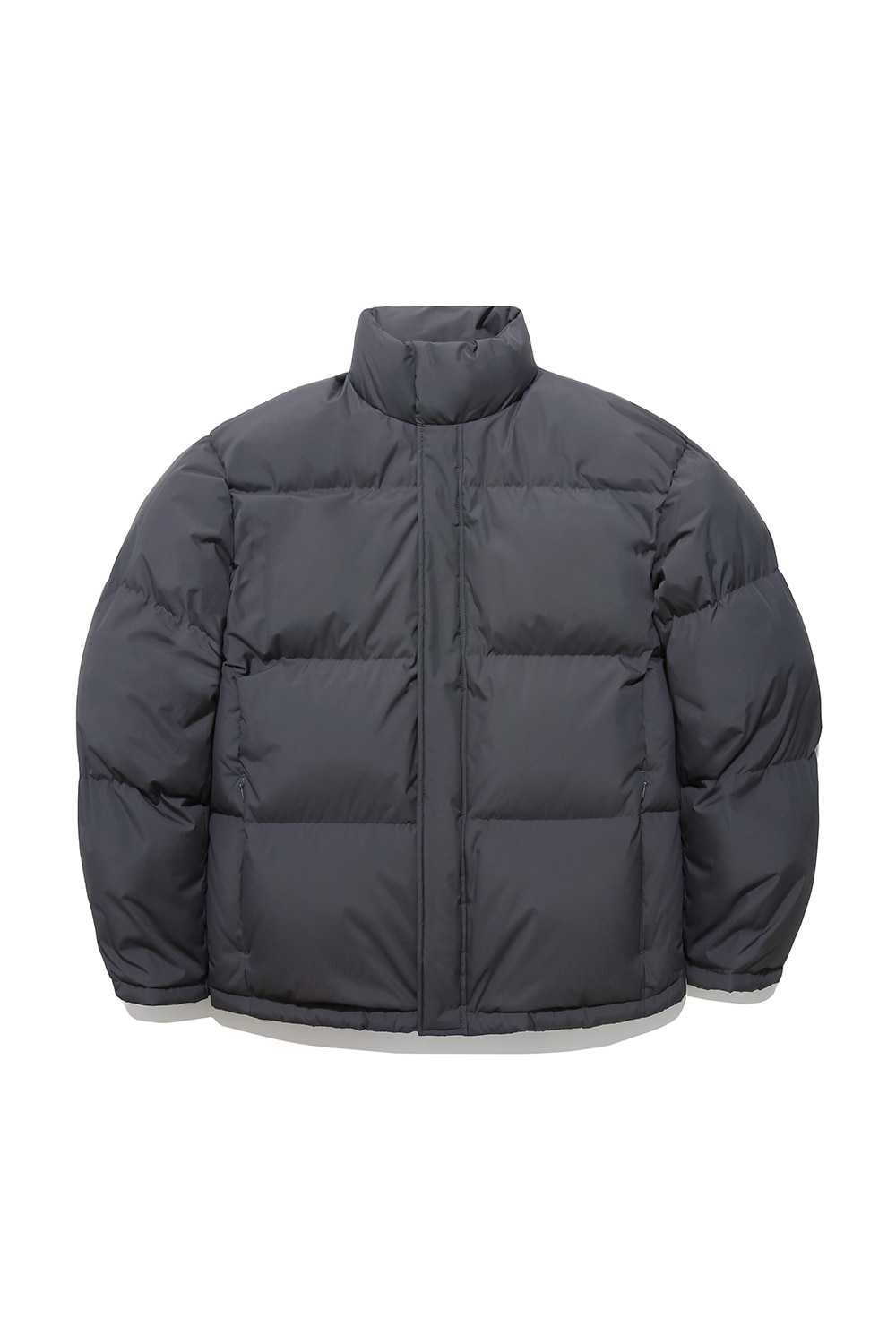 Reversible Down Parka Men [Charcoal]