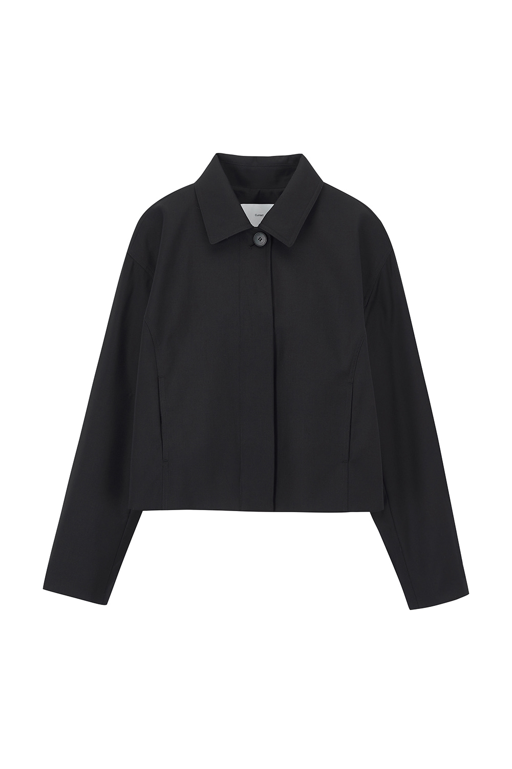 Crop Jacket Women [Black]