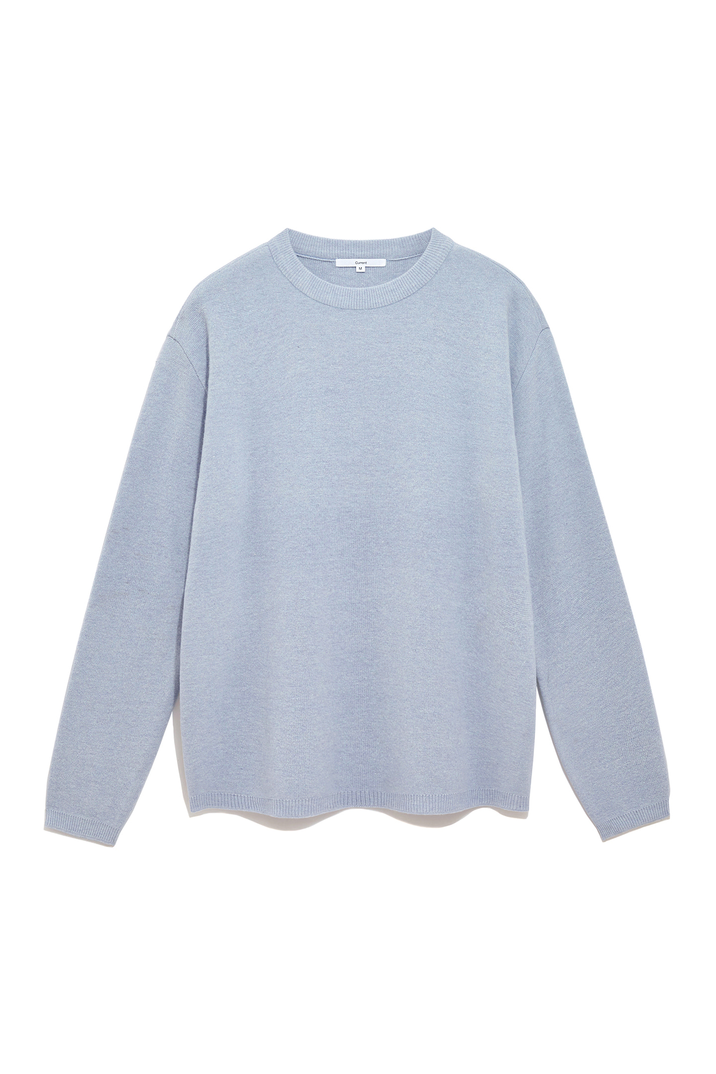 Premium Cash Knit Men [Light Blue]
