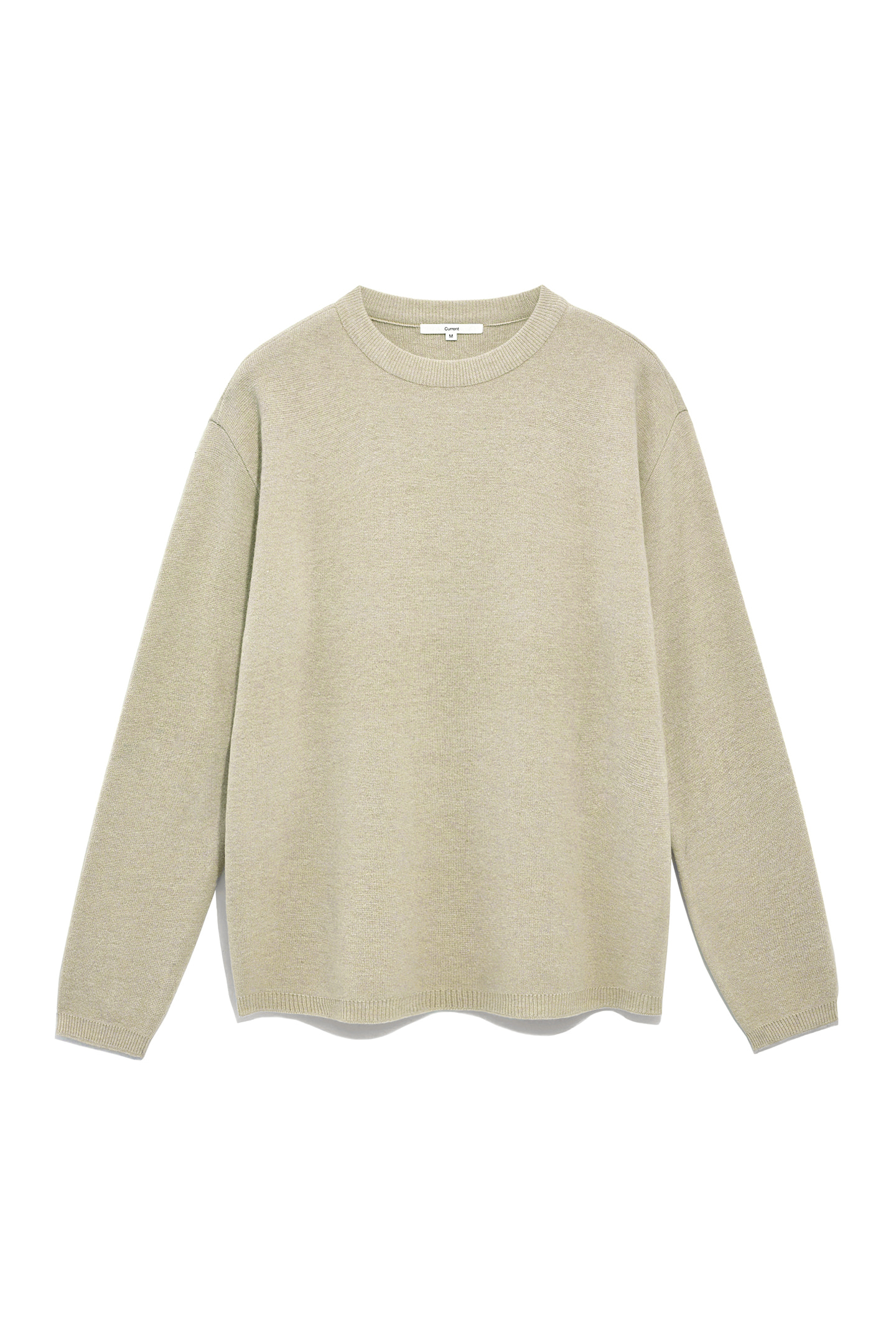 Premium Cash Knit Men [Beige]