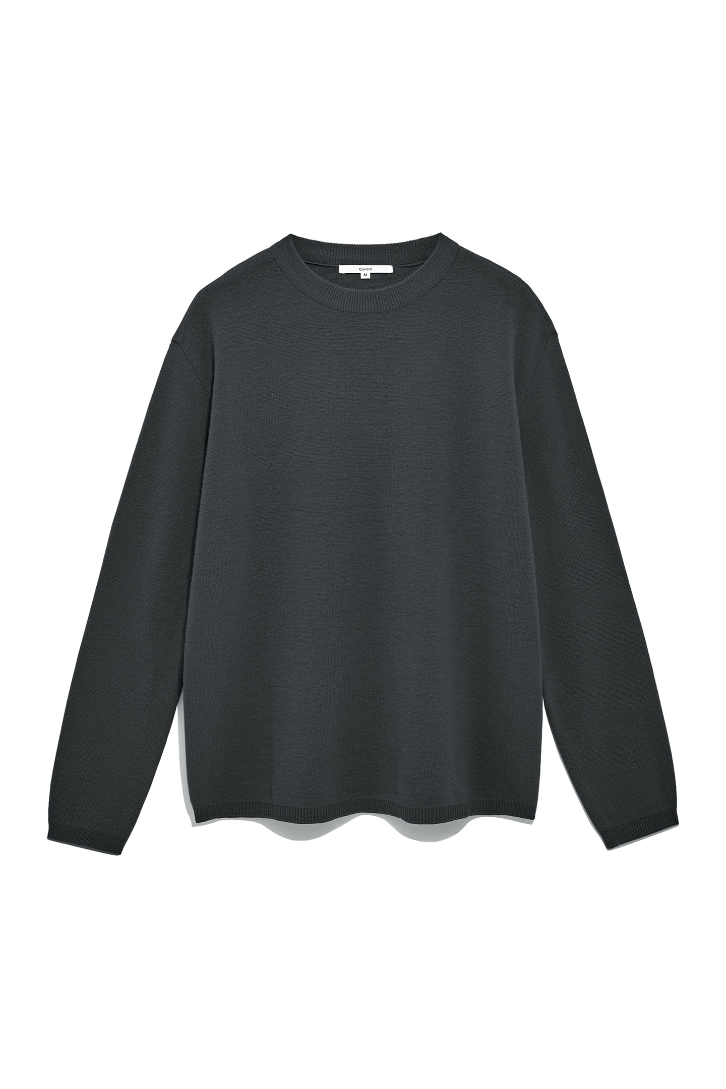 Premium Cash Knit [Charcoal Gray]