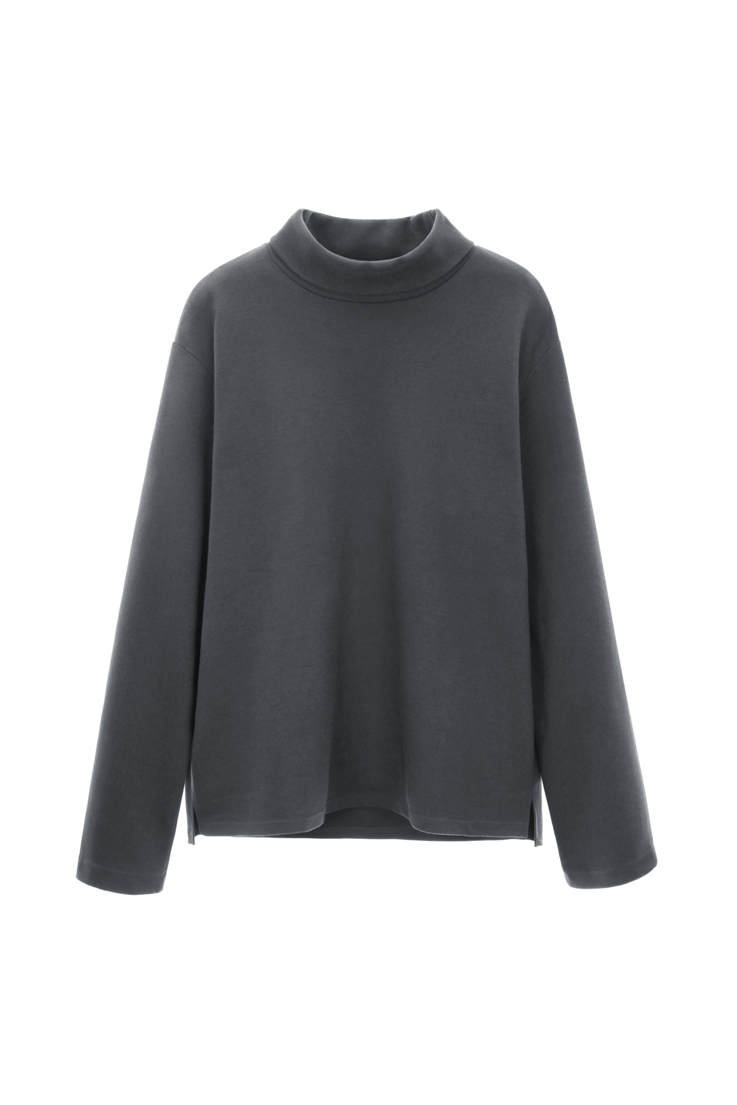 Turtleneck Men [Charcoal Gray]