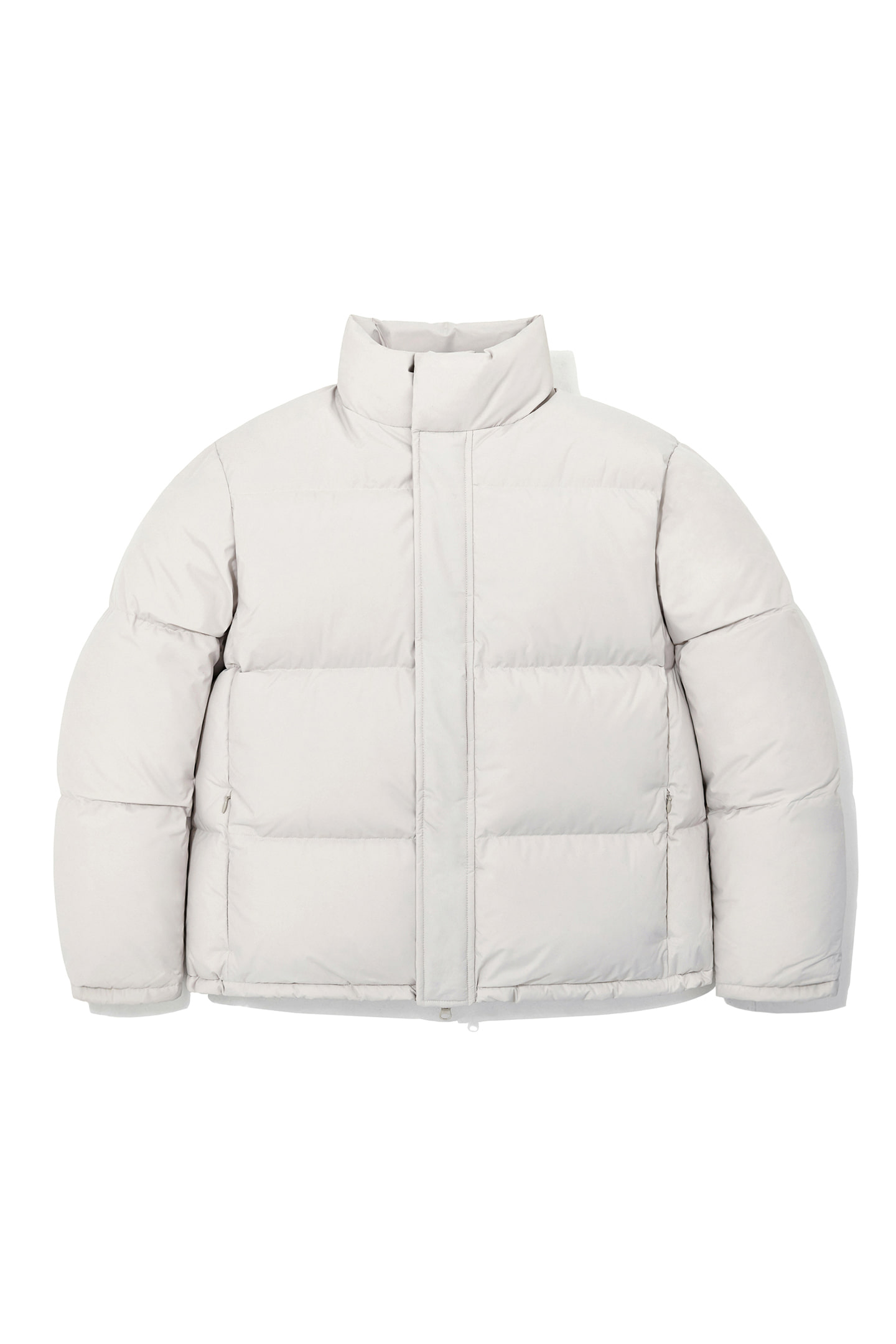 Reversible Down Parka Men [Cream]