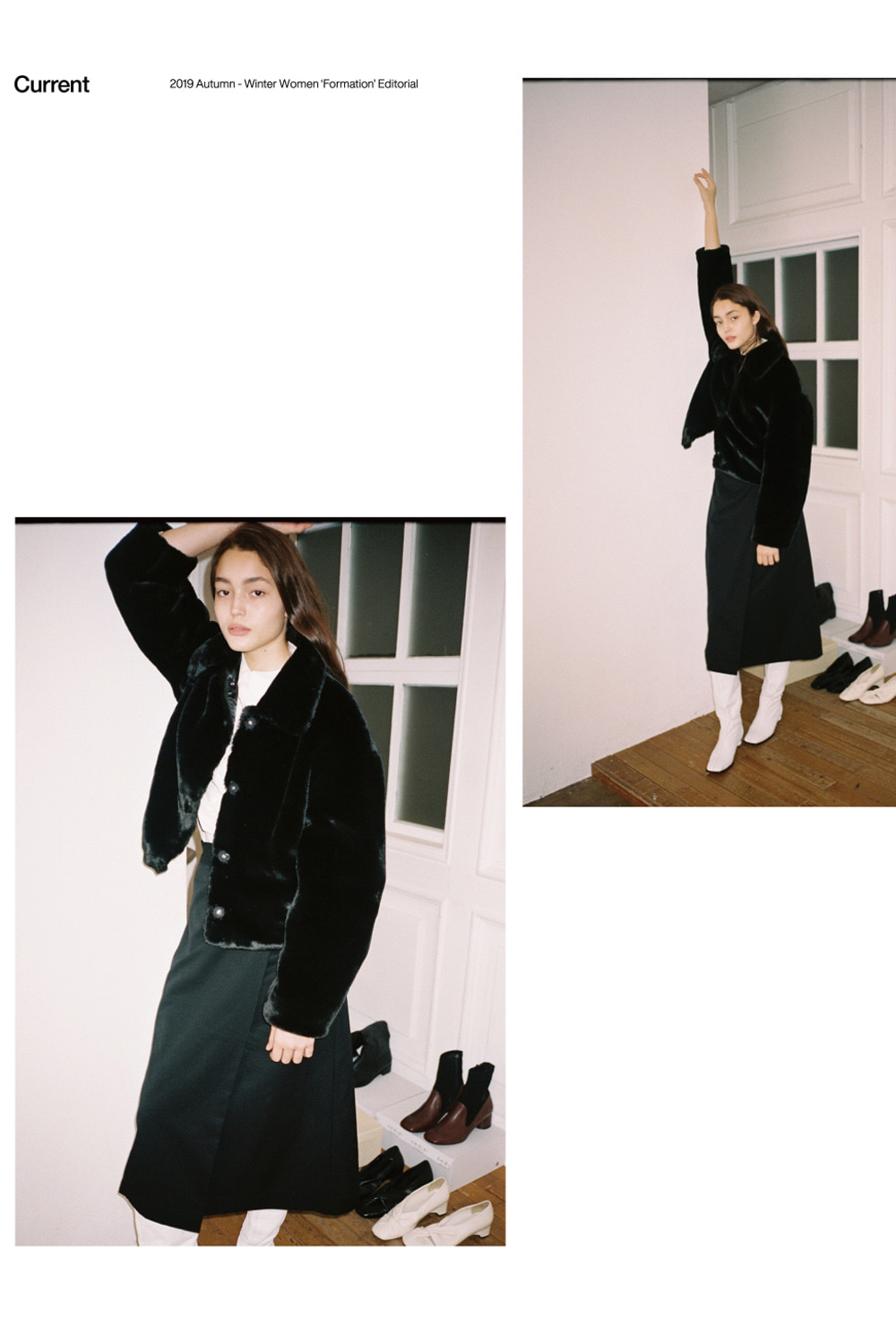 2019 Winter Women Editorial