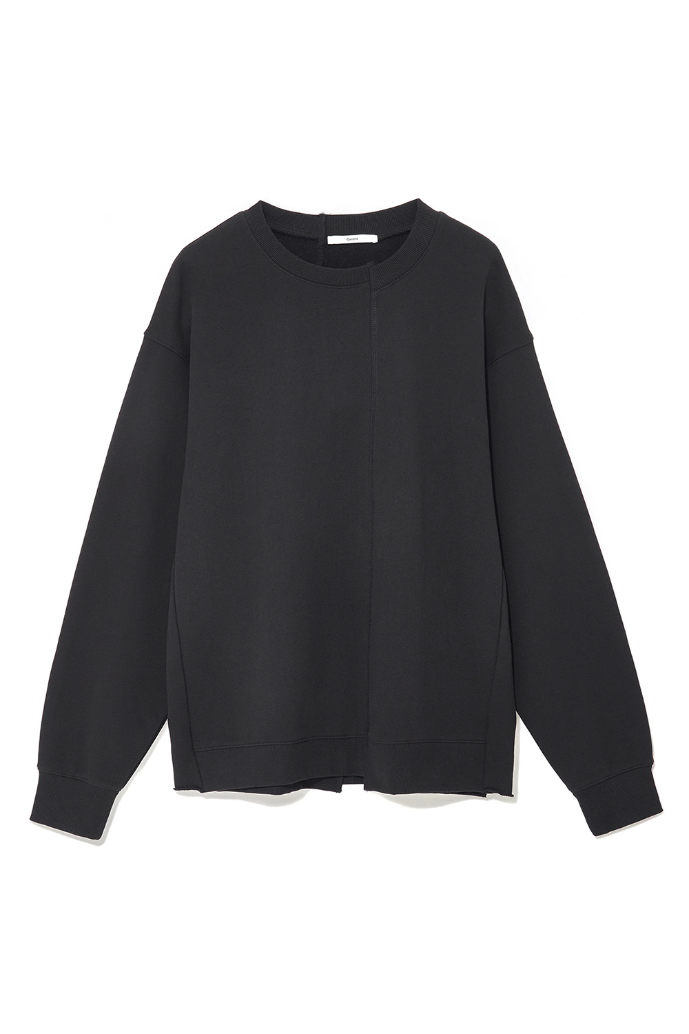 Unbalance Crewneck Men JA [Black] -10%