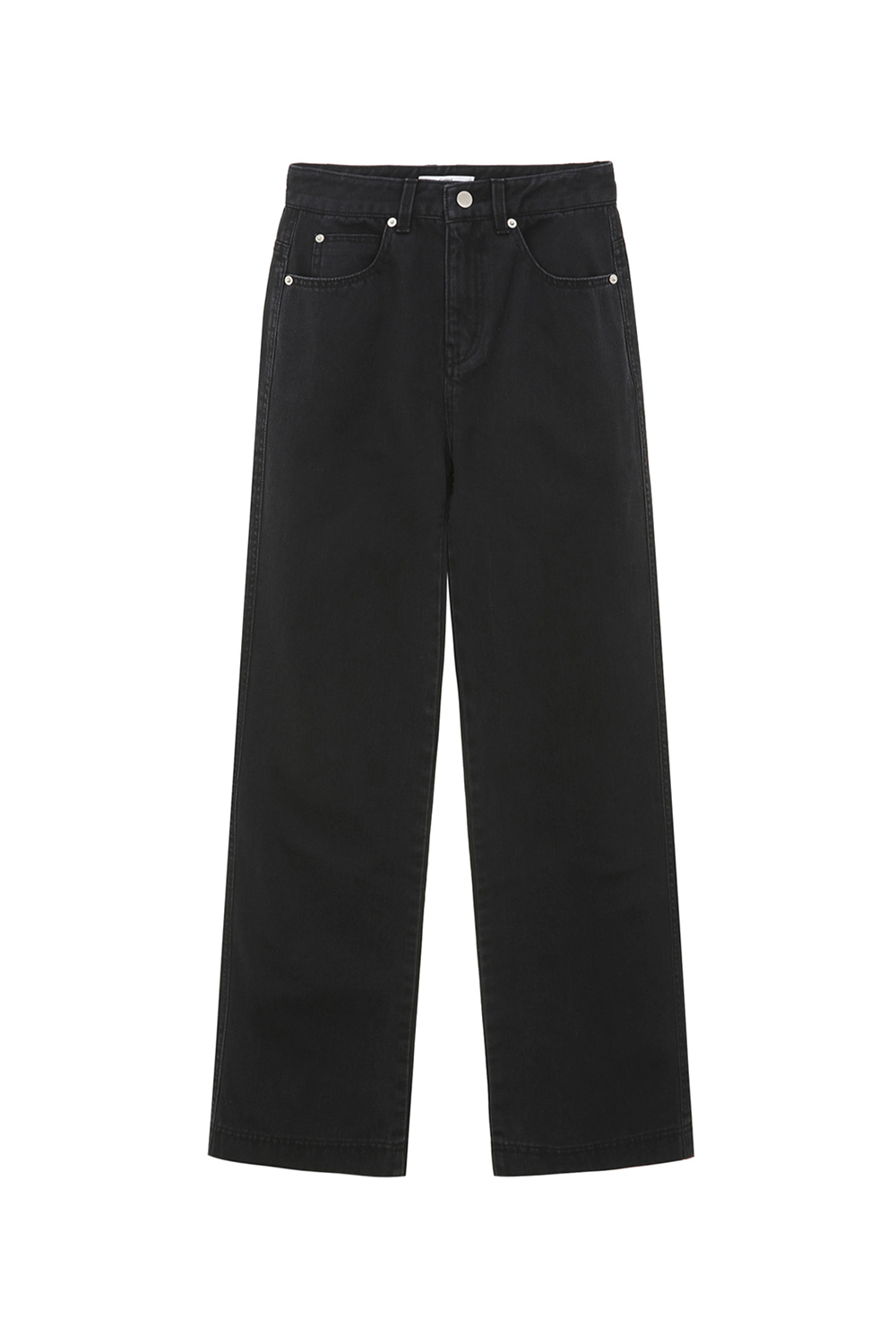 Dusty Color Denim Women [Charcoal Gray]