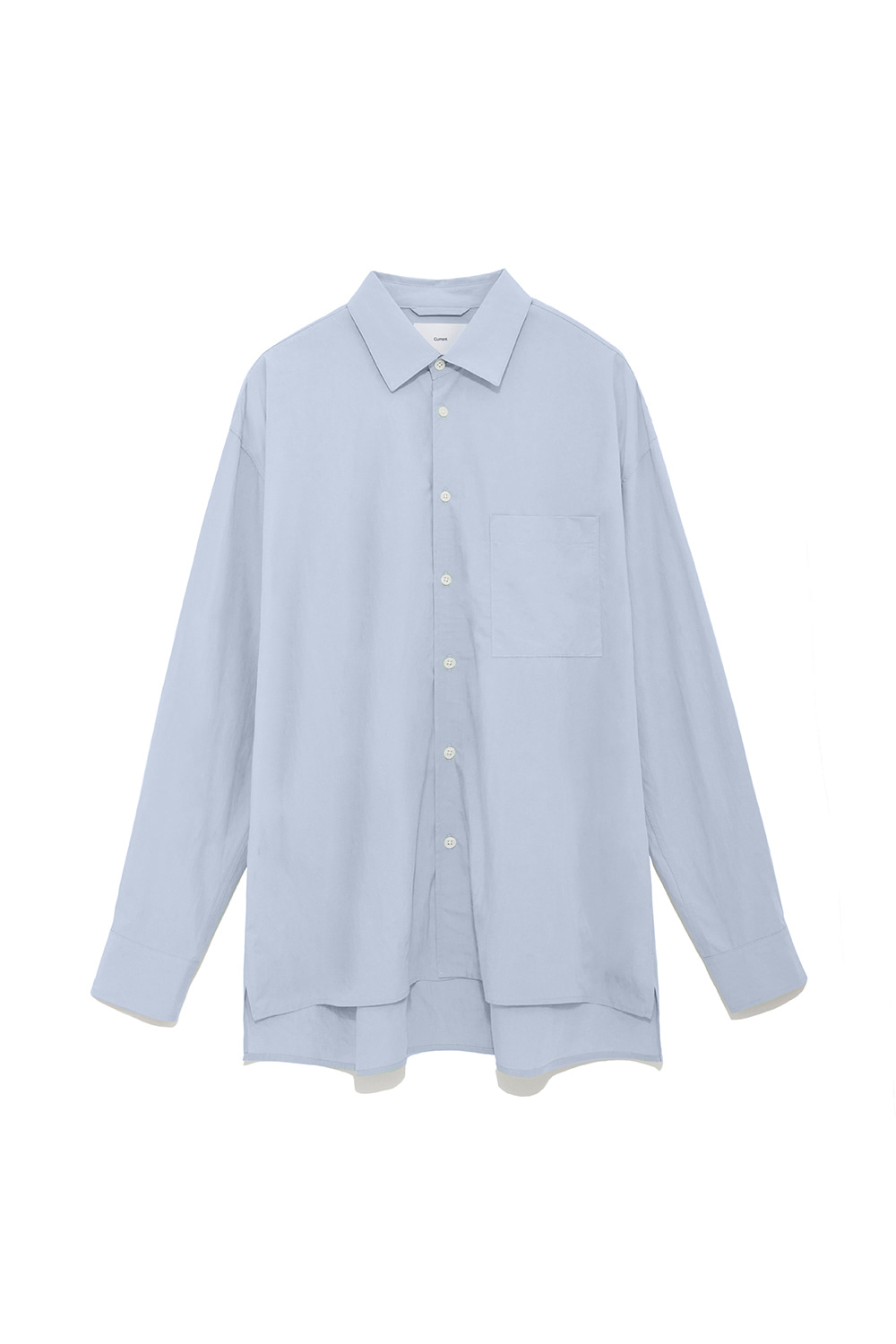 Relax Shirts Men [Light Blue]