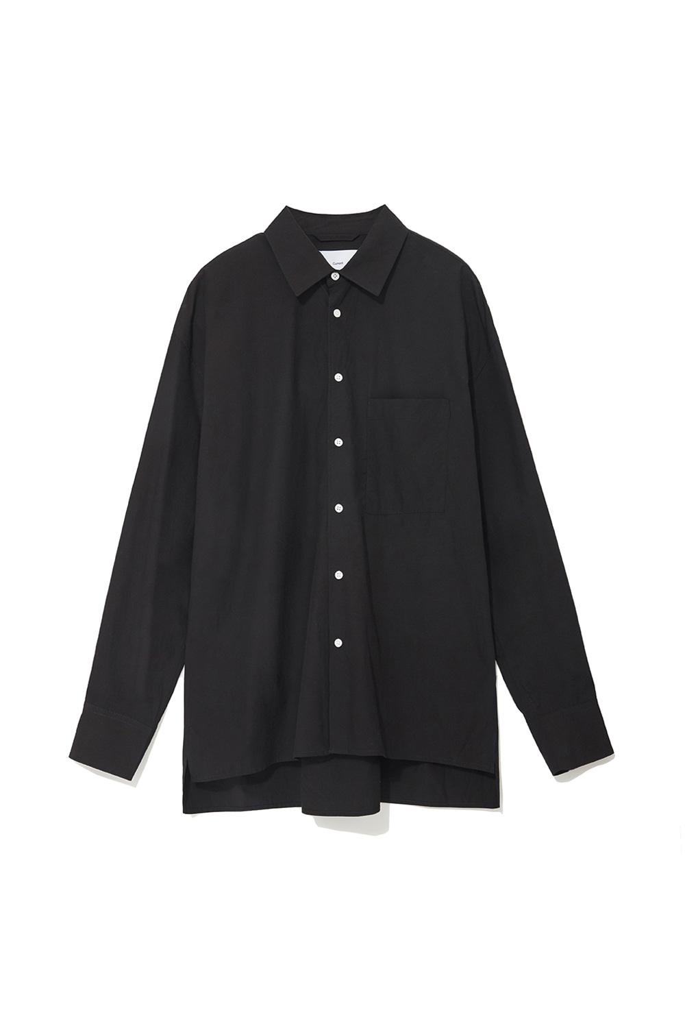 Relax Shirts Men [Black]