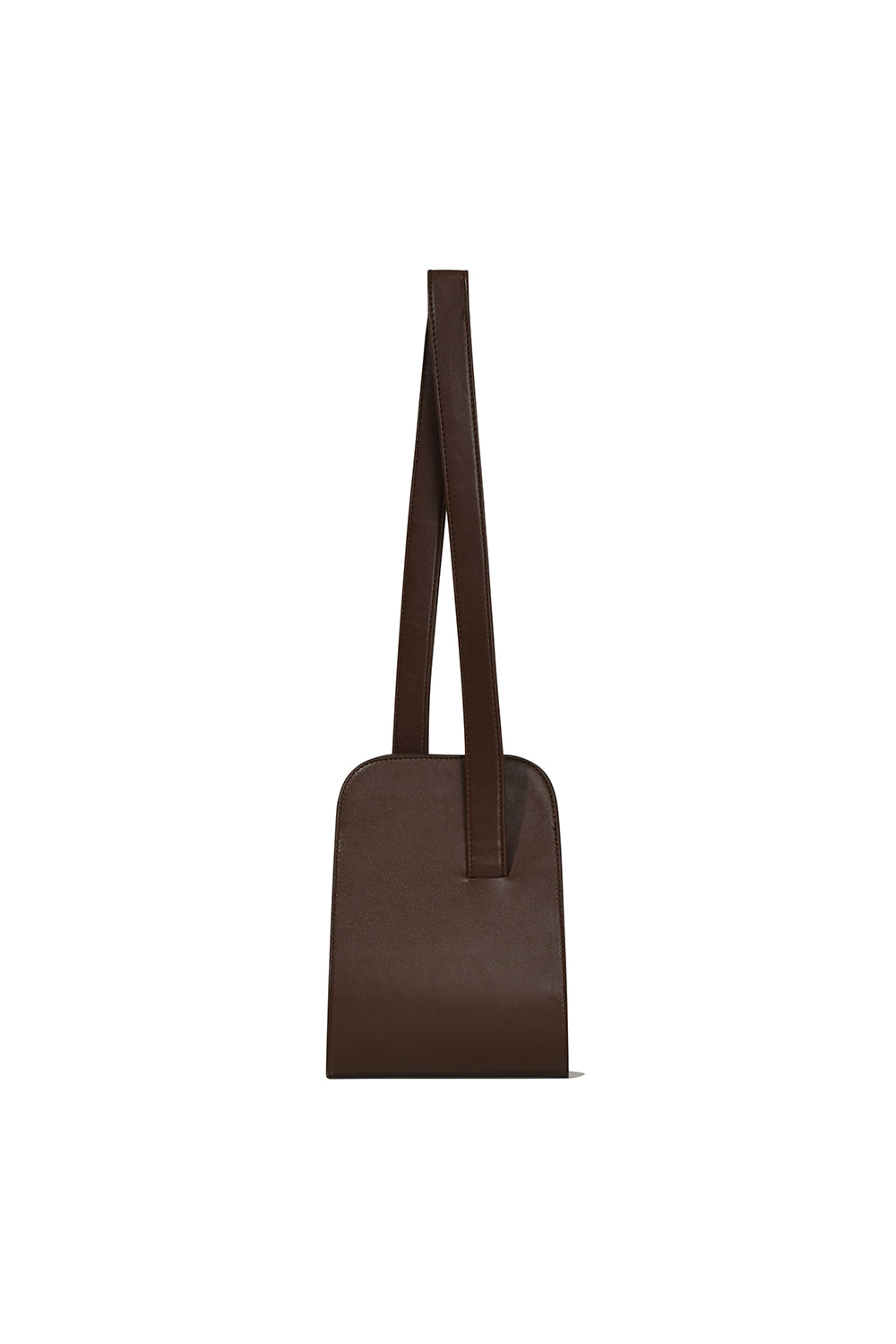 Mini Curved Bags Women [Brown]