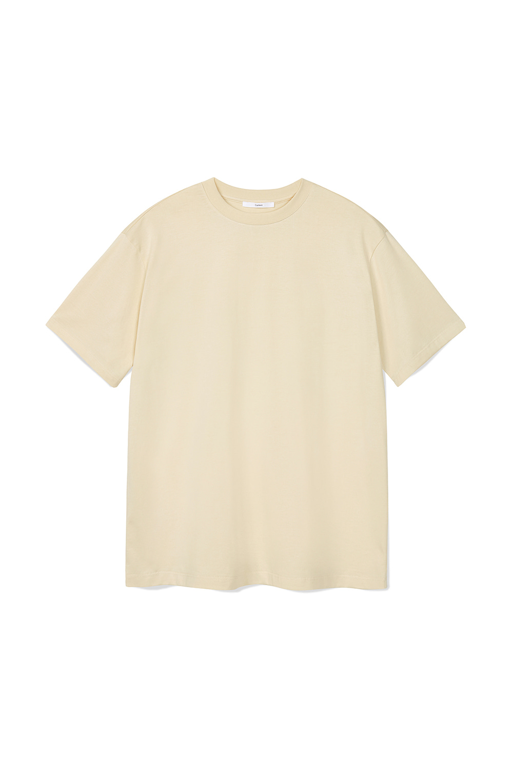 Premium Supima 100 Tee Men [Light Beige] -30%