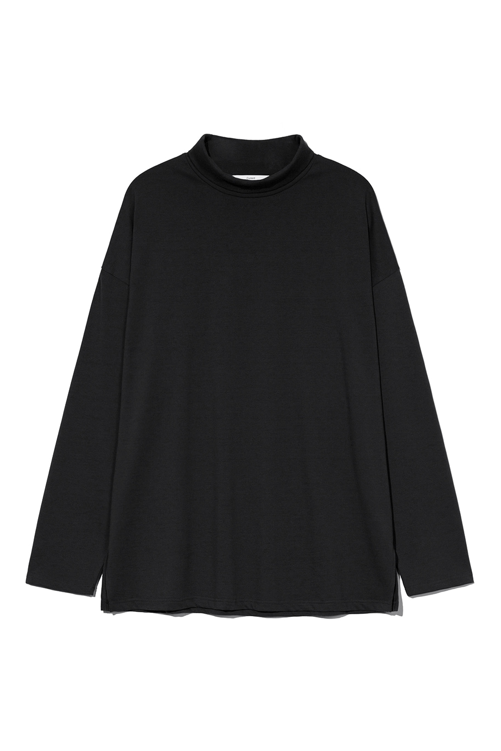 Turtle Neck Long Sleeves Men JA [Black] -10%