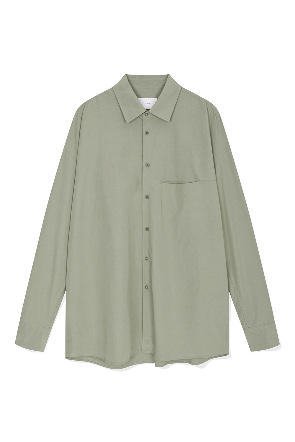 Overfit Shirts Men JA [Khaki] -10%