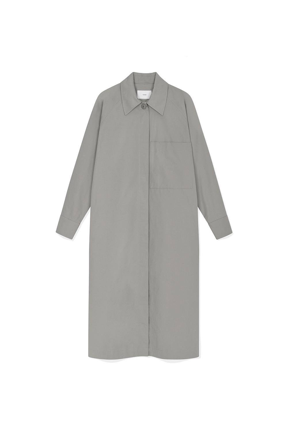 Over Shirts Dress Women JA [Gray] -10%