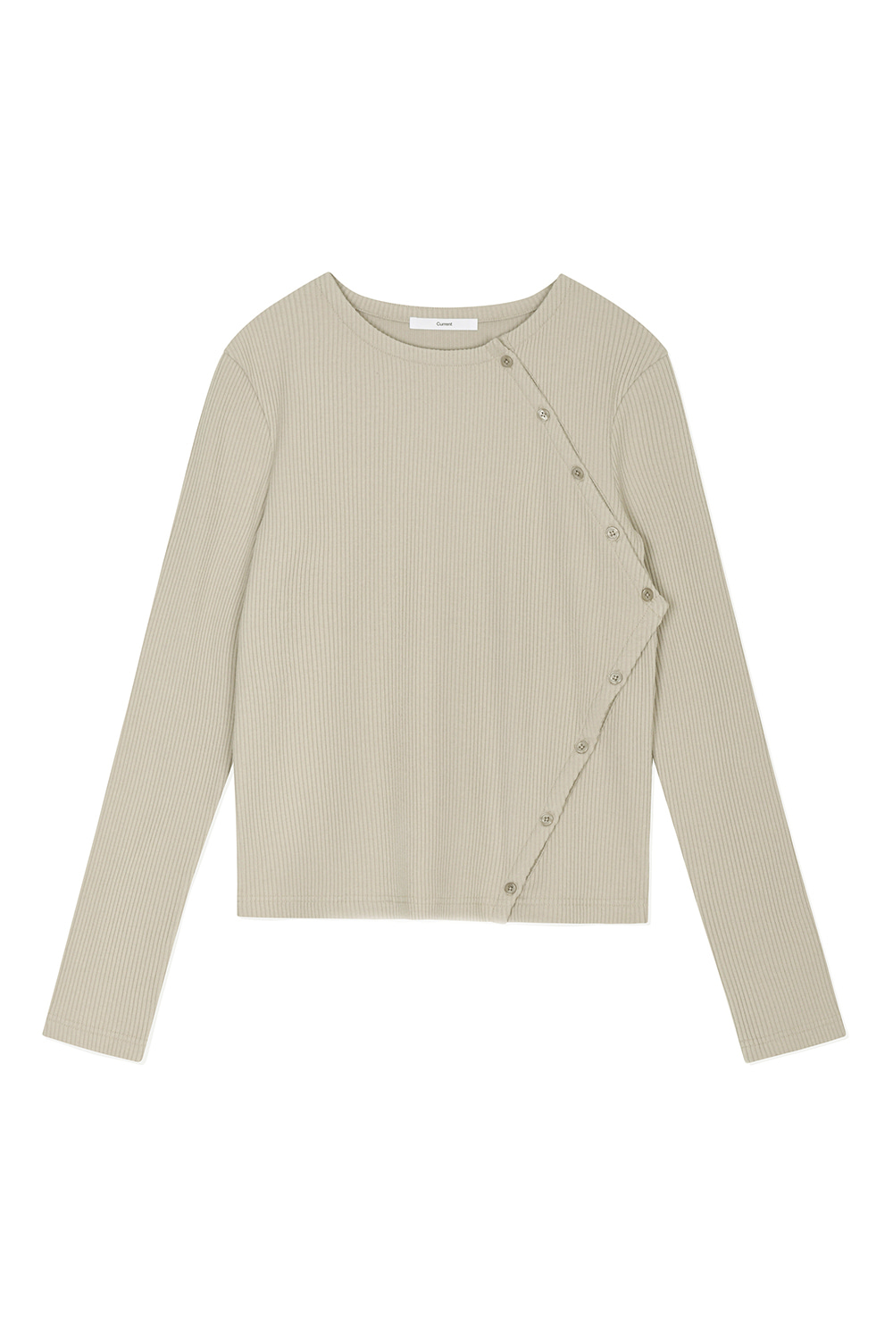 Wool Fitted Cardigan Women JA [Sand Beige] -10%