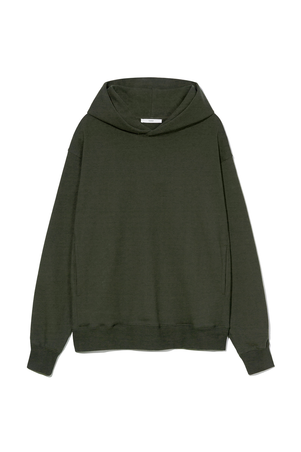 Side Pocket Hoodie Men JA [Khaki] -10%