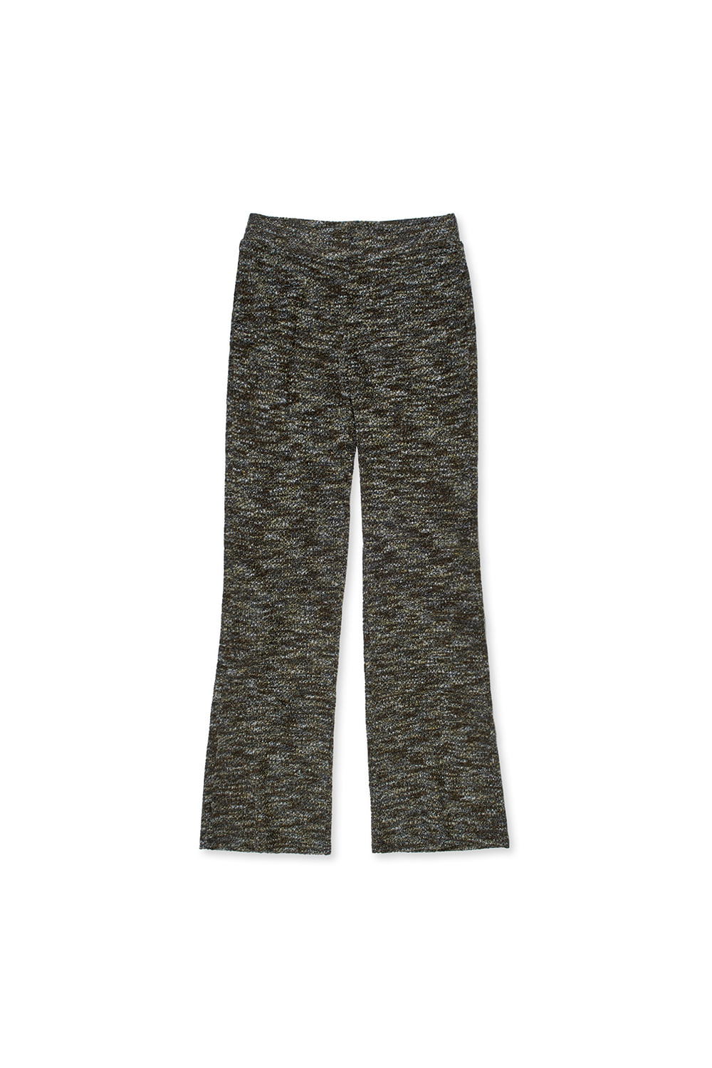 MULTI BOOTSCUT PANTS KS [MIX BROWN]