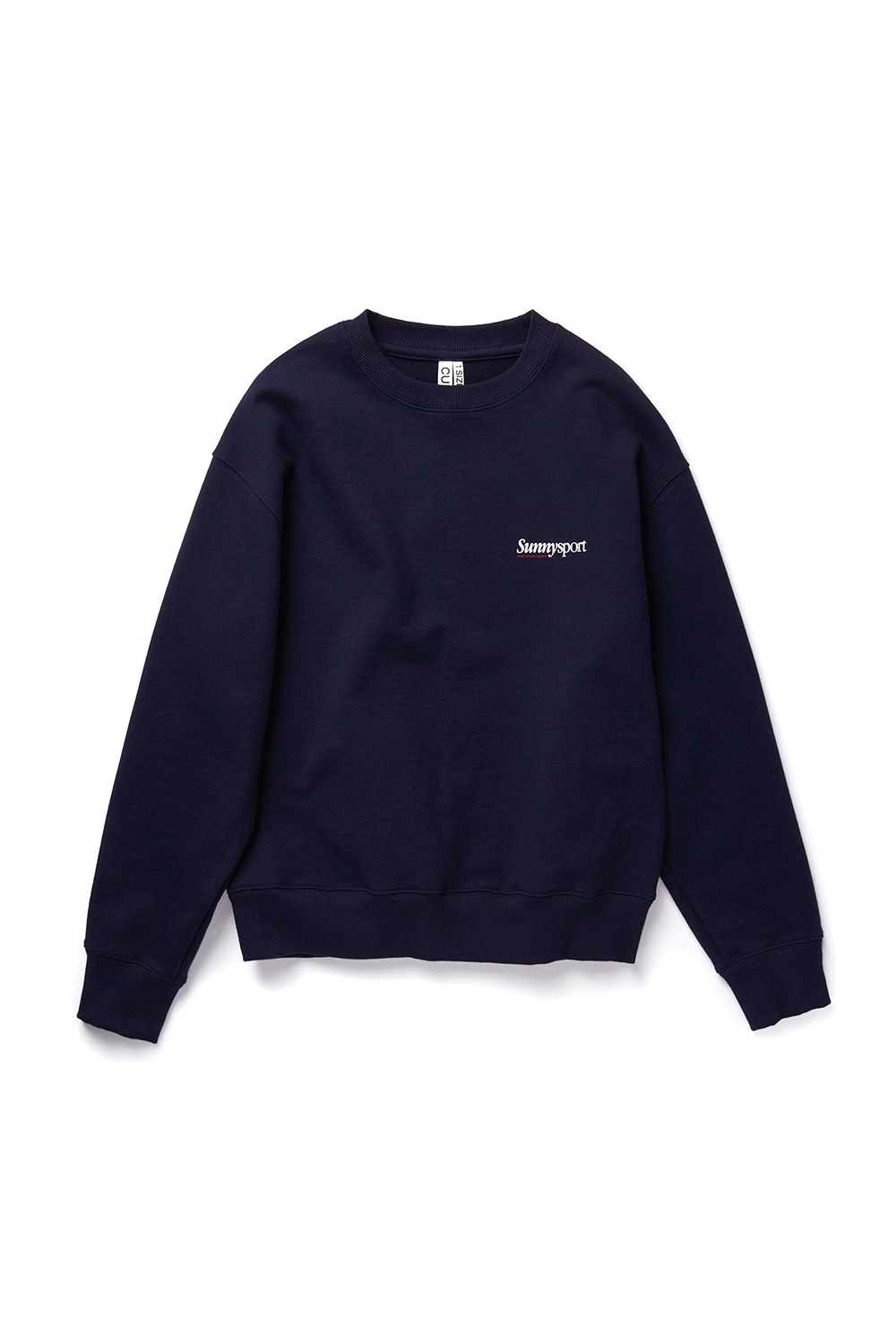 SUNNYSPORT CREWNECK [DEEP NAVY]