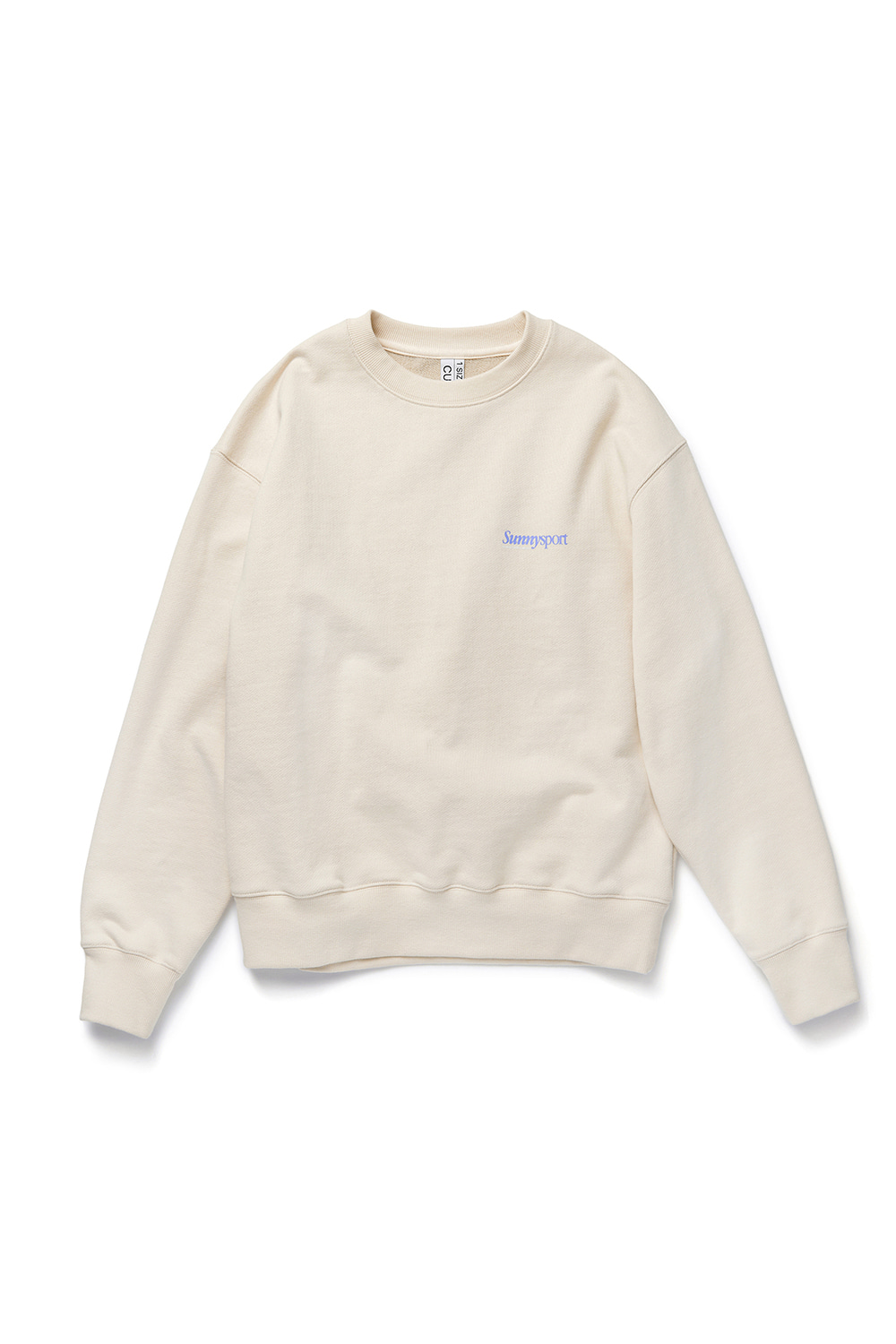 SUNNYSPORT CREWNECK [CREAM]