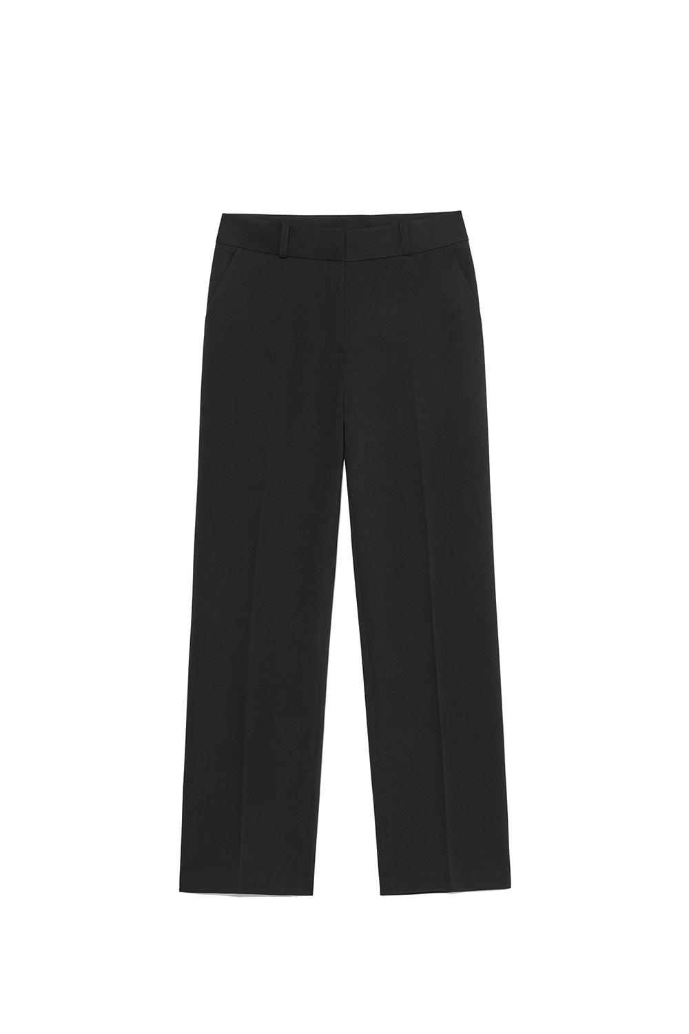 Long Slacks Women [Black]