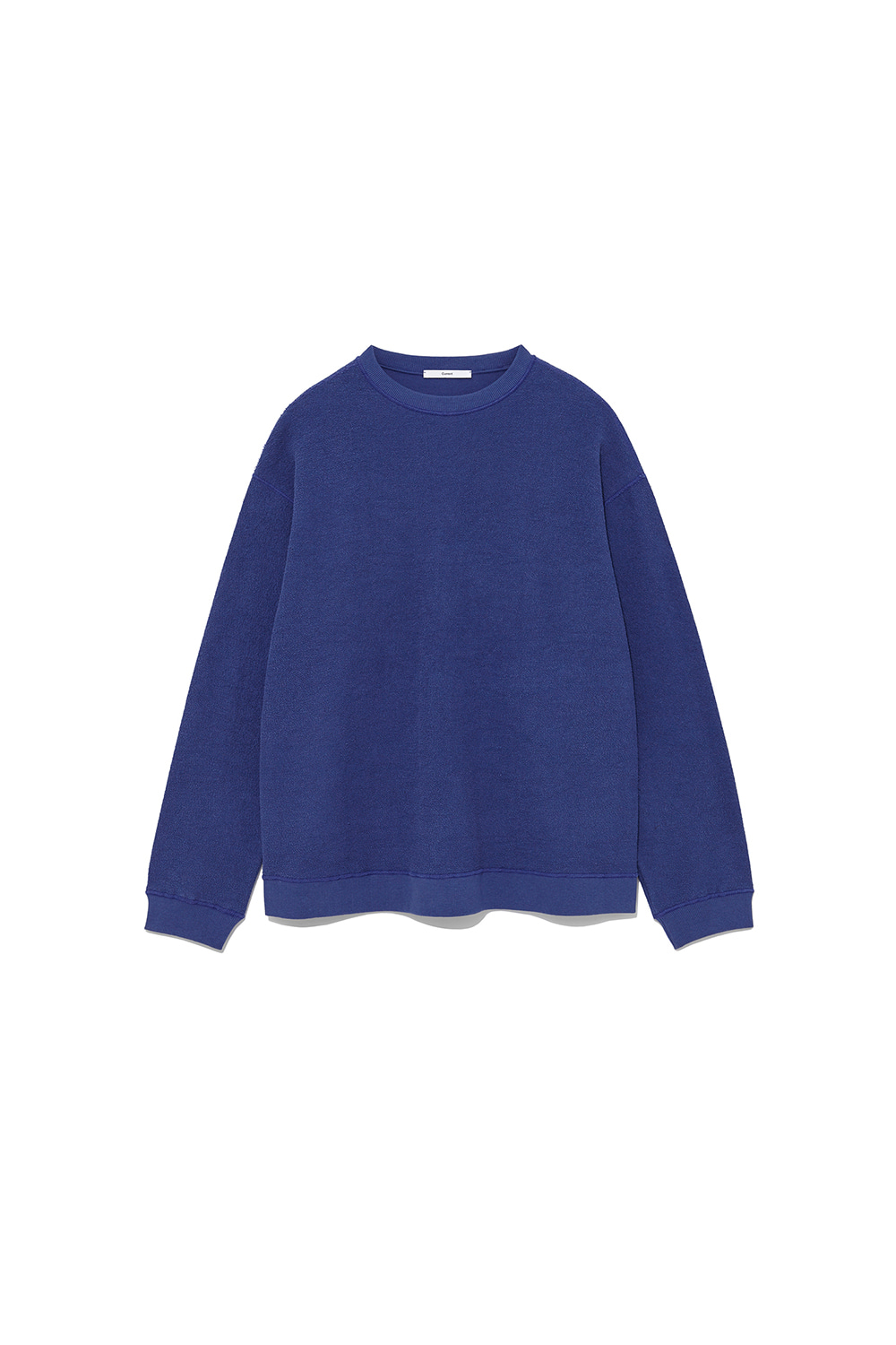 REVERSE SWEATSHIRT MAN [ROYAL BLUE]