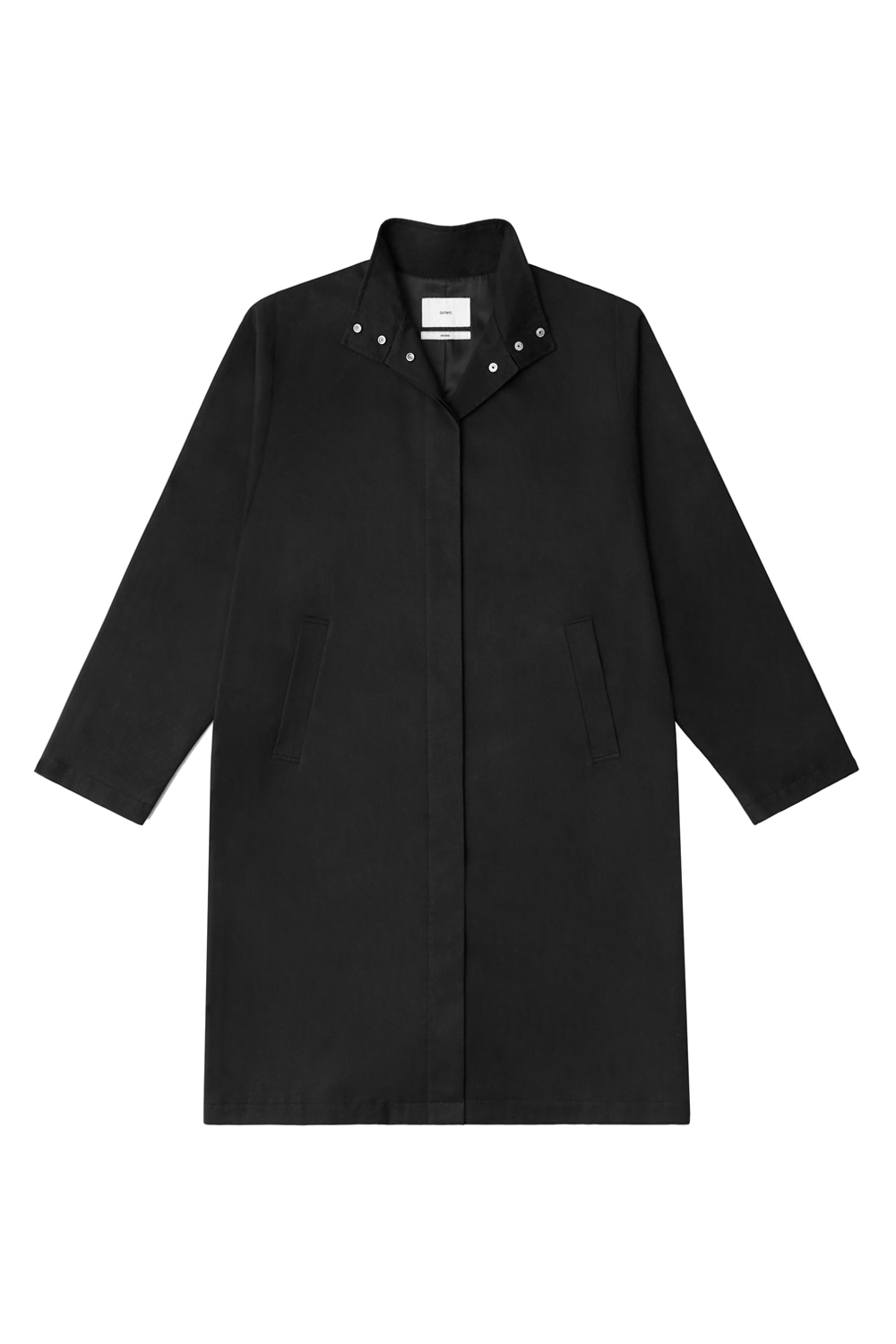 Mod Coat Women [Black]