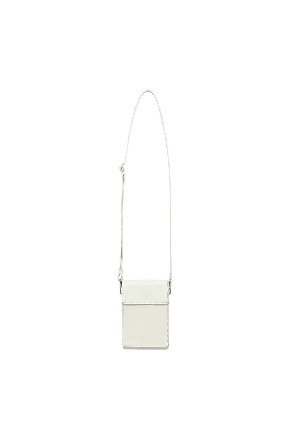 Mini Leather Bag [Ivory]