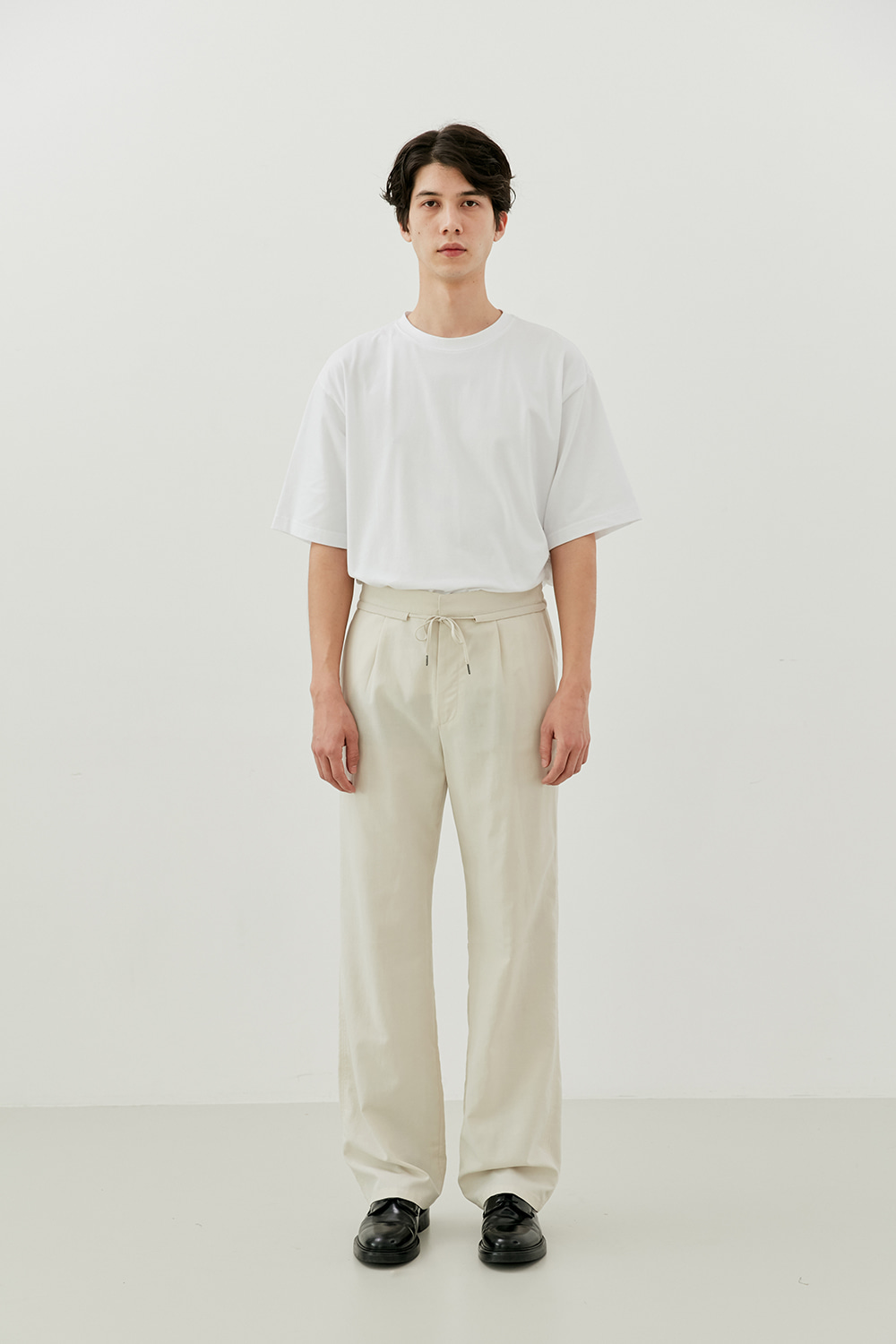 Summer Pants Men [Ivory]