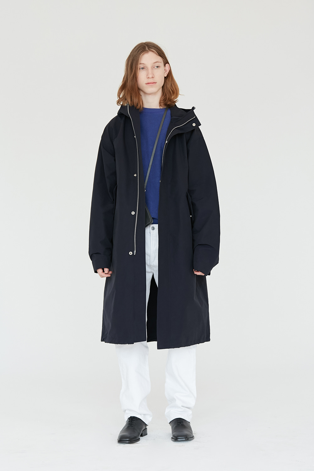 Hooded Parka Men [Navy]