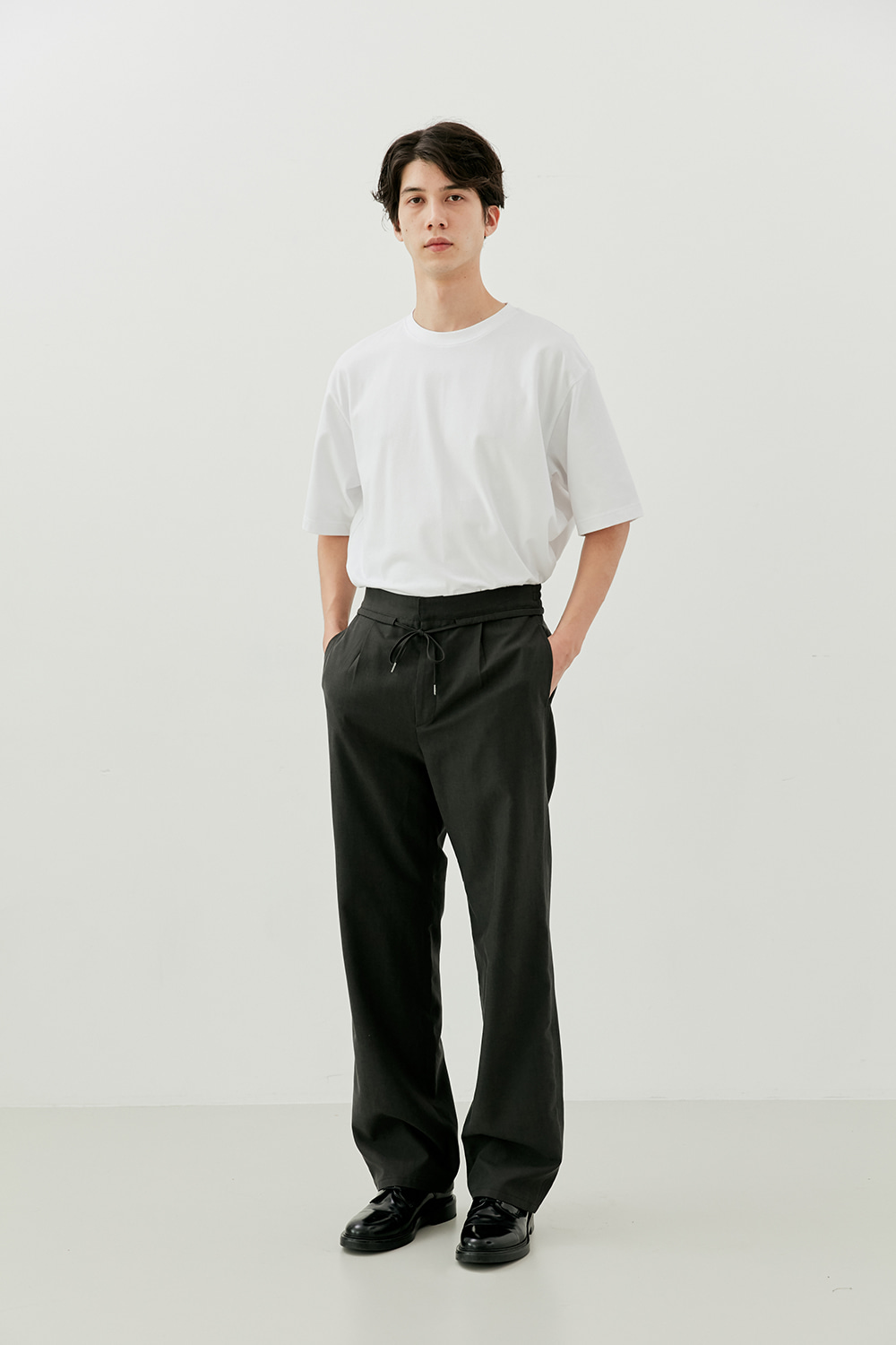 Summer Pants Men [Charcoal Grey]