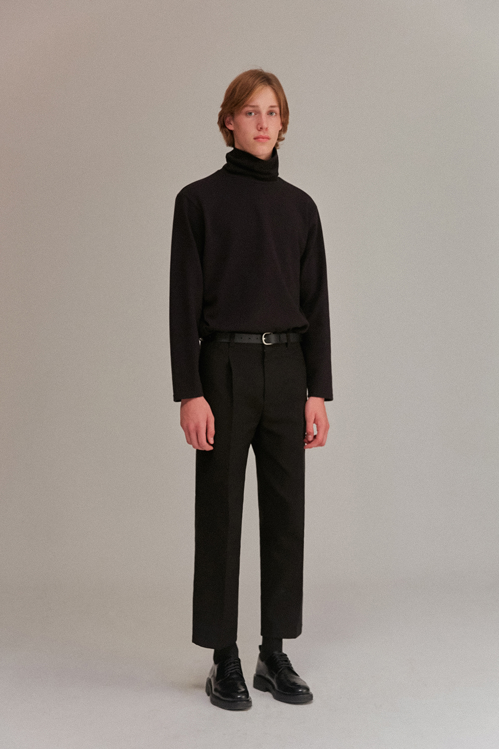 Turtleneck Men [Black]