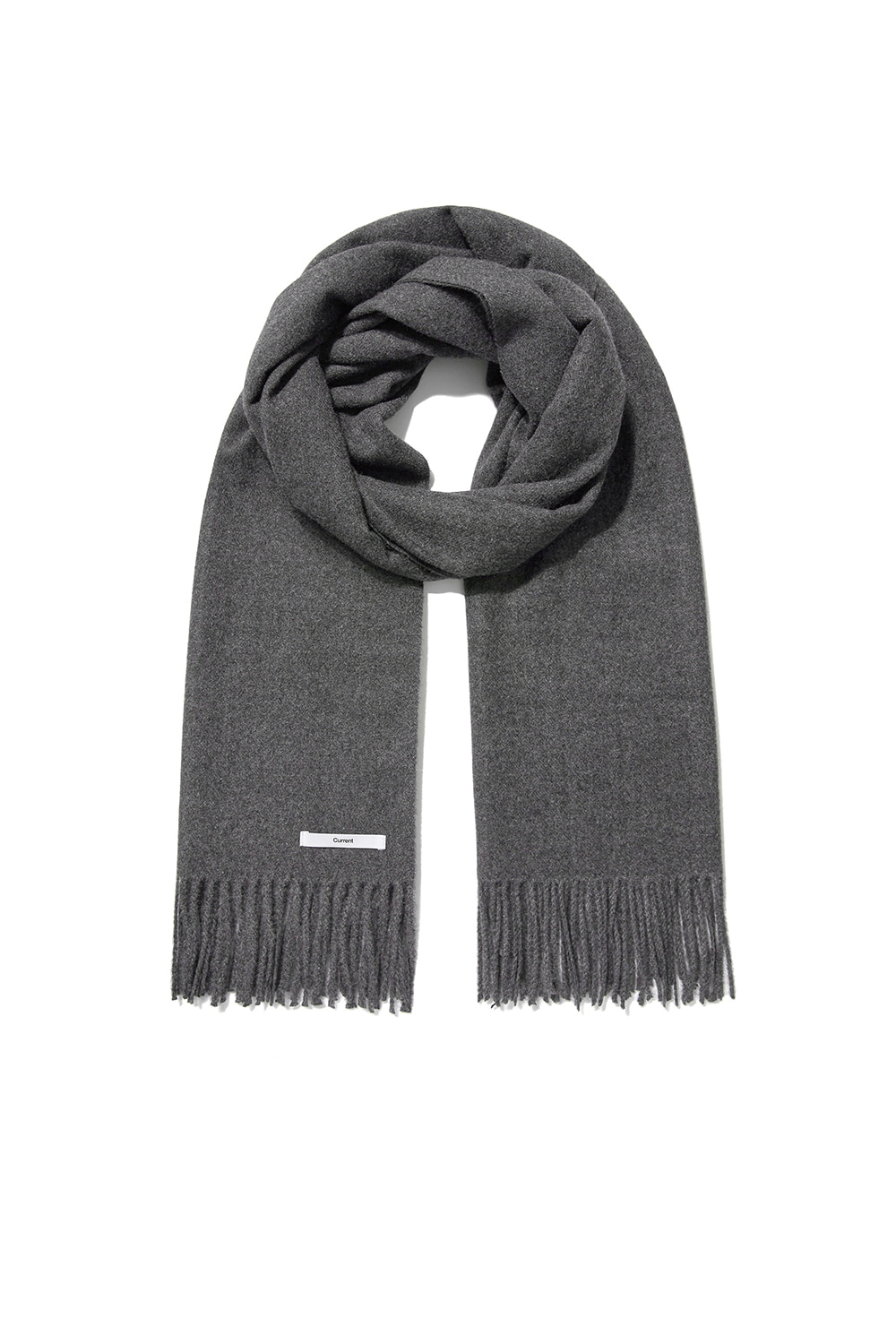 Cashmere Touch Muffler [Charcoal Grey]