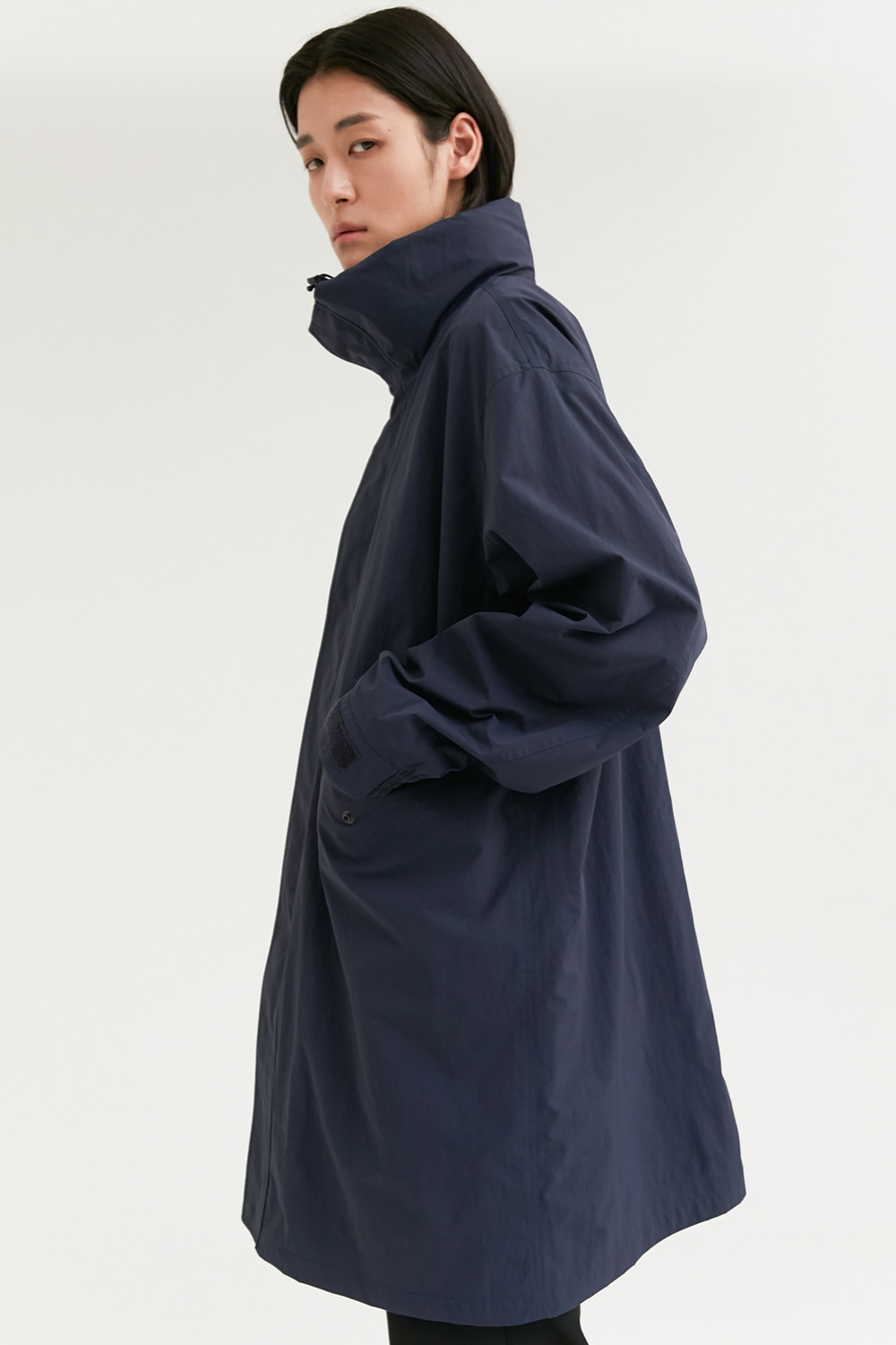 Hood Parka Men [Navy]