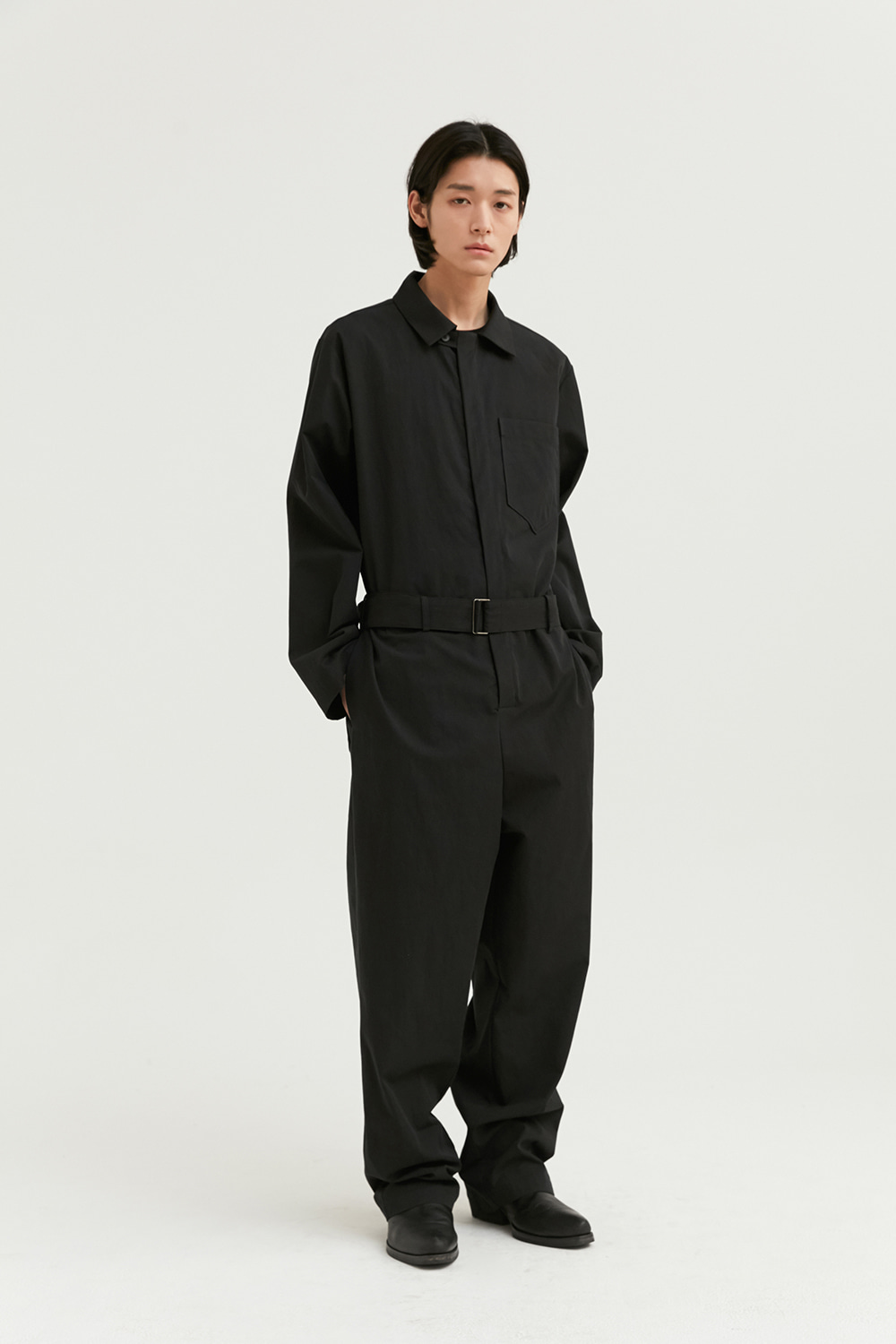 Jump Suit Men [Black]