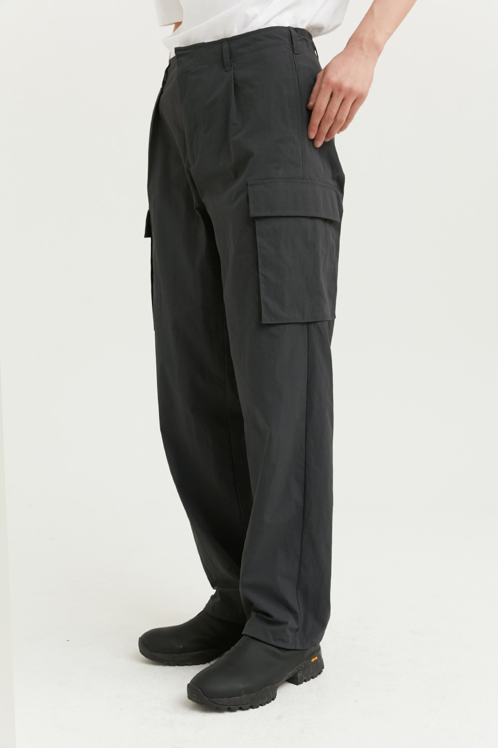 Cargo Pants Men [Charcoal Gray]