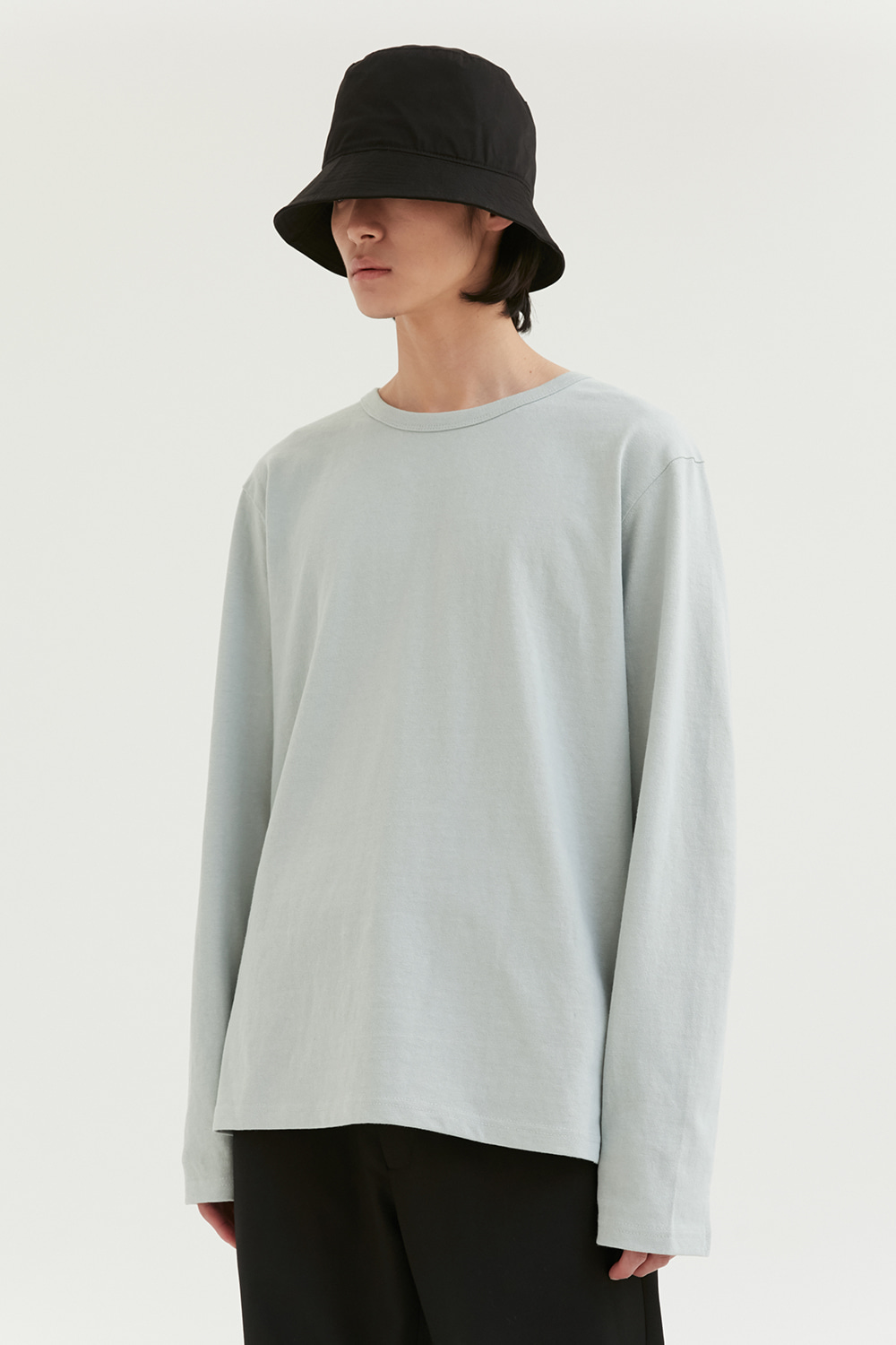 Long Sleeves Men [Light Mint]