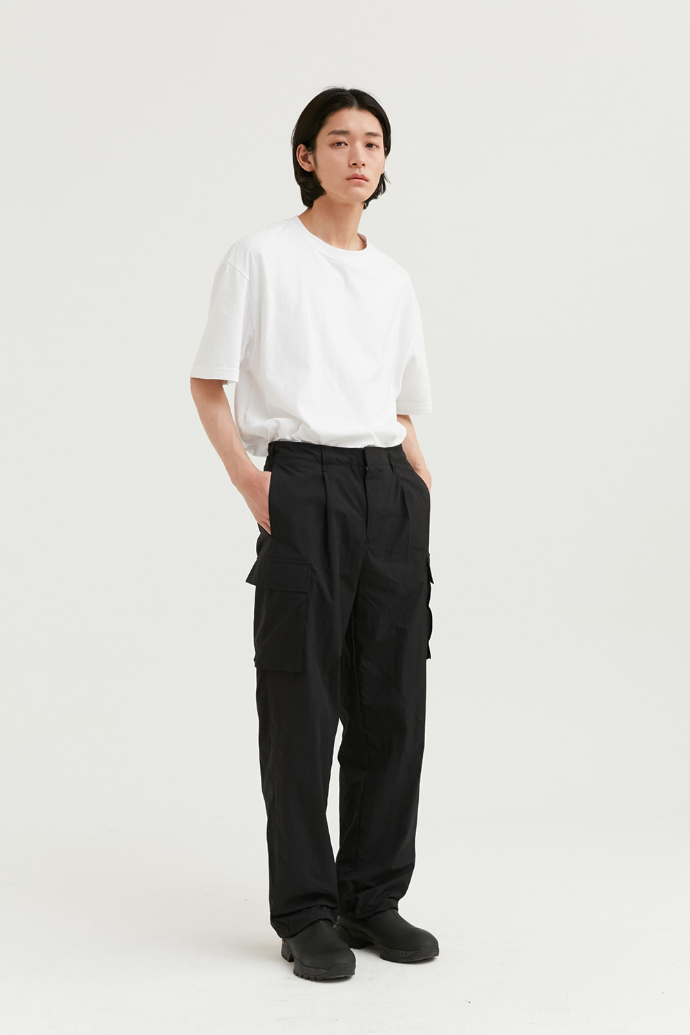 Cargo Pants Men [Black]