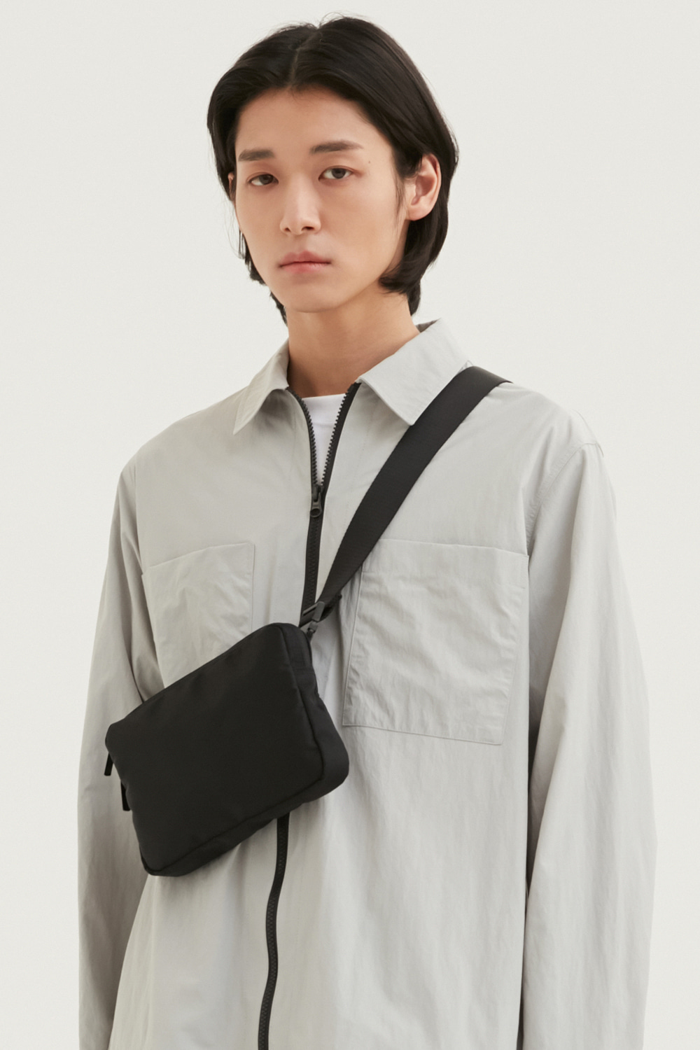 Waist Bag Men [Black]