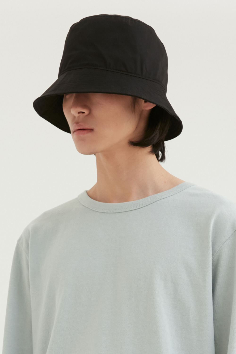 Bucket Hat Men [Black]