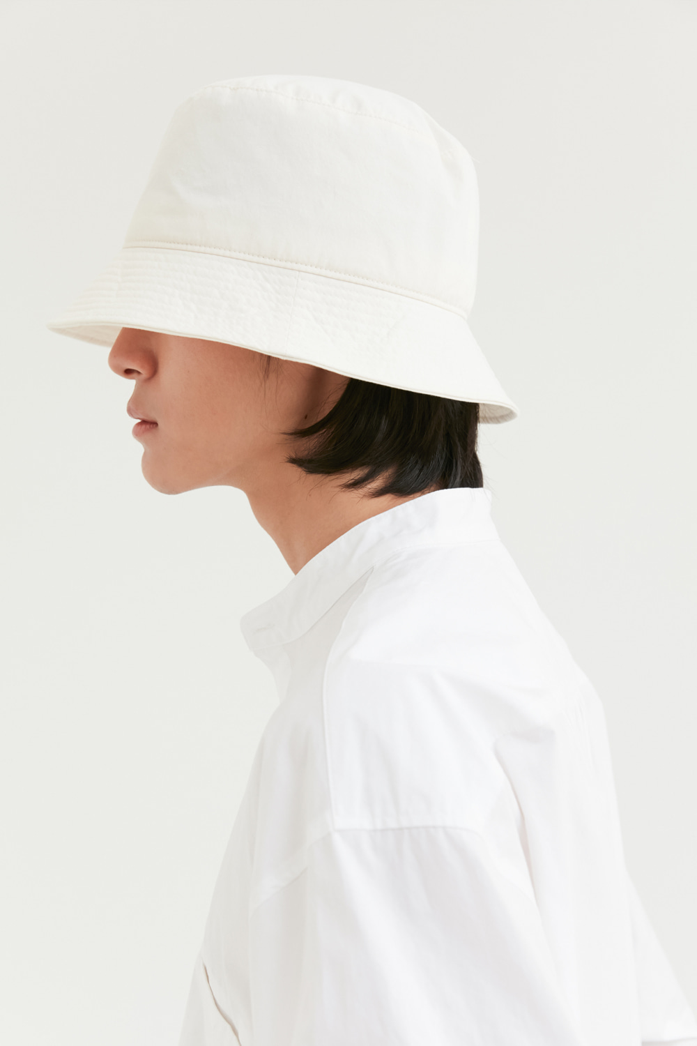 Bucket Hat Men [Ivory]