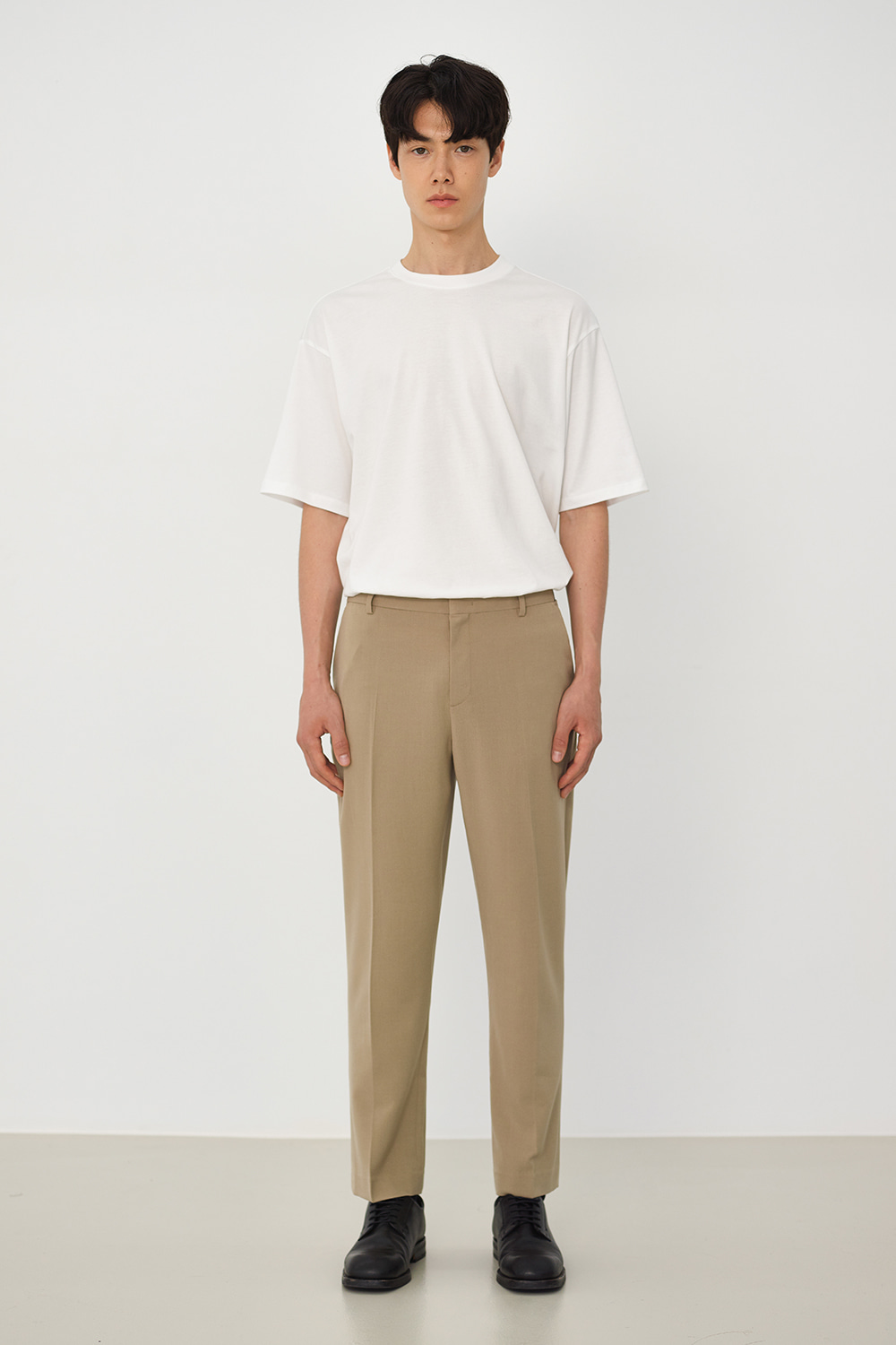 Cool Max Slacks [Beige]