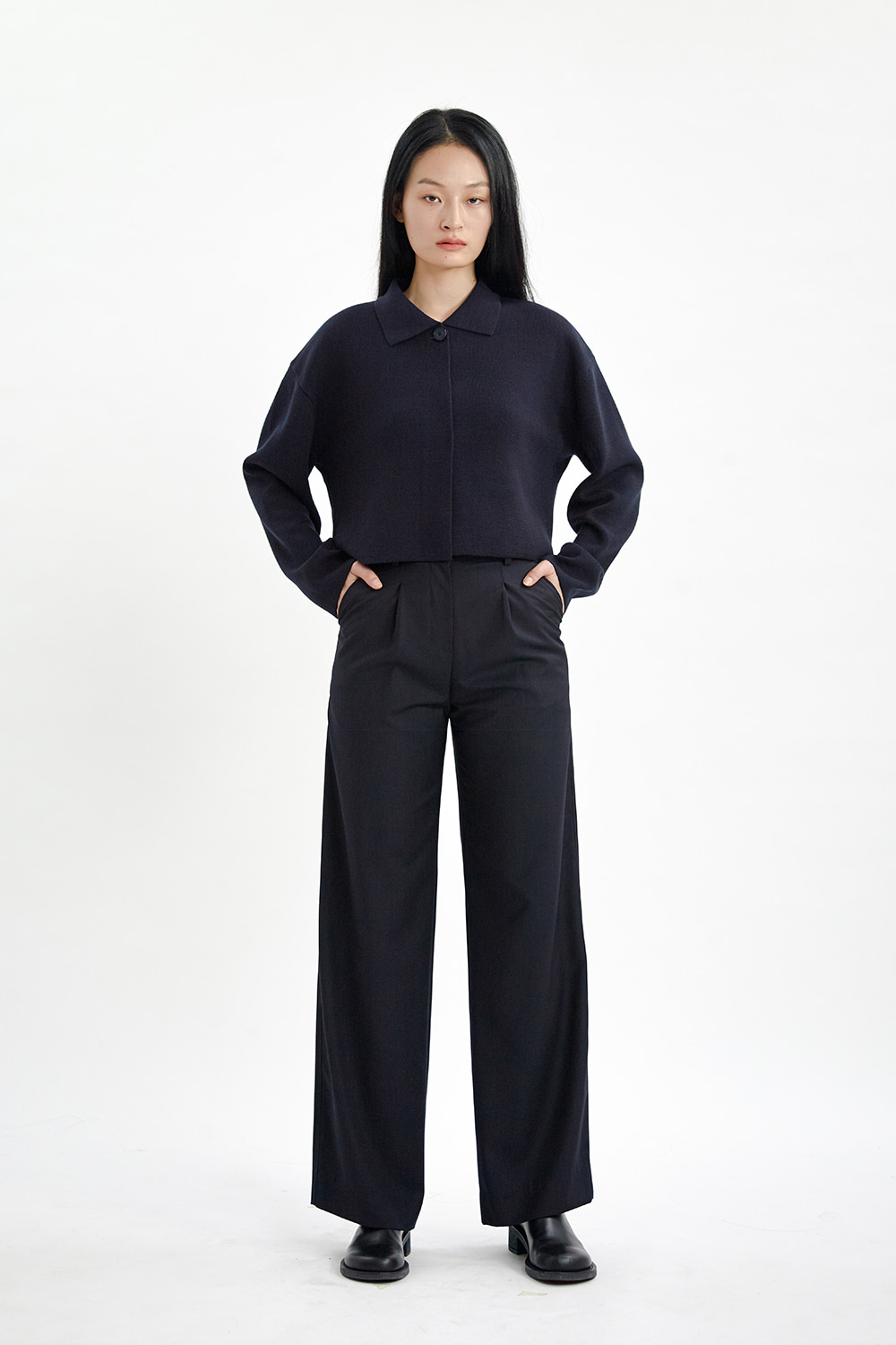 Over Pants Women JA [Dark Navy] -10%
